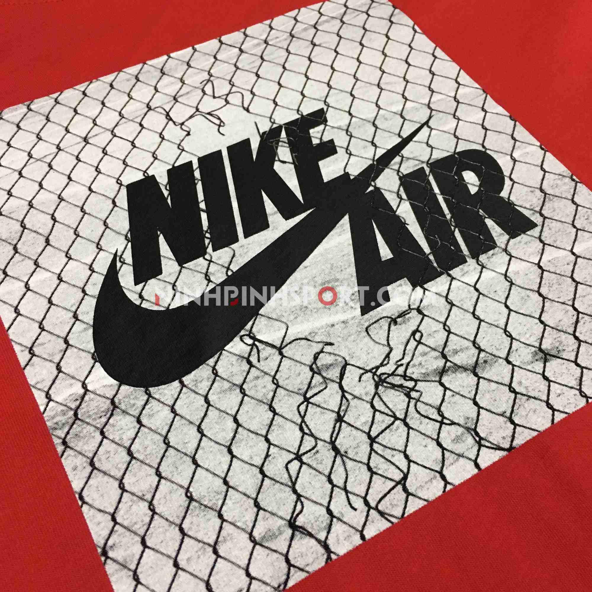Áo thể thao nam Nike Fence Photo Casual AR5034-657