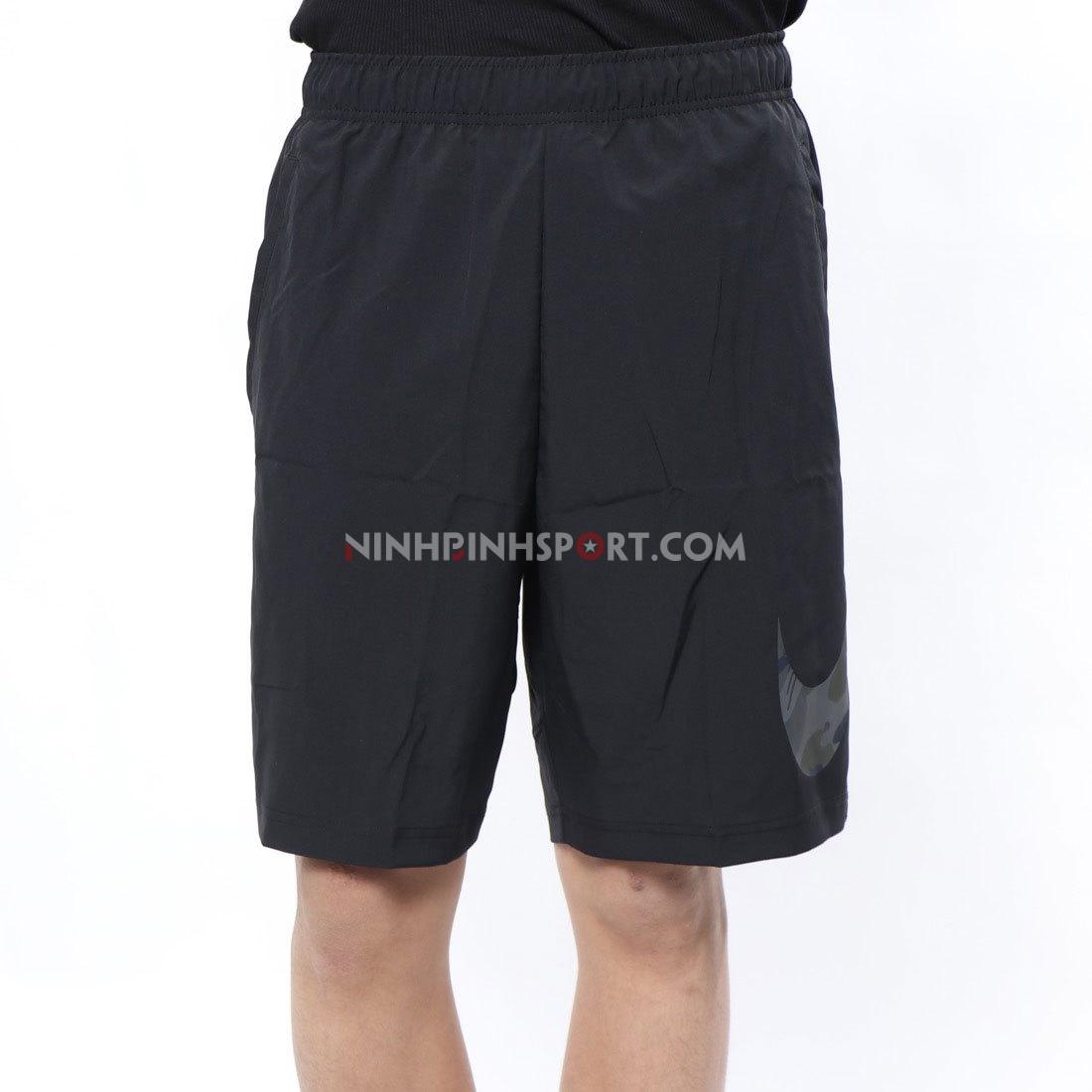 Quần thể thao nam Nike Dri-Fit Flex 2L Camo Black AT3368-010