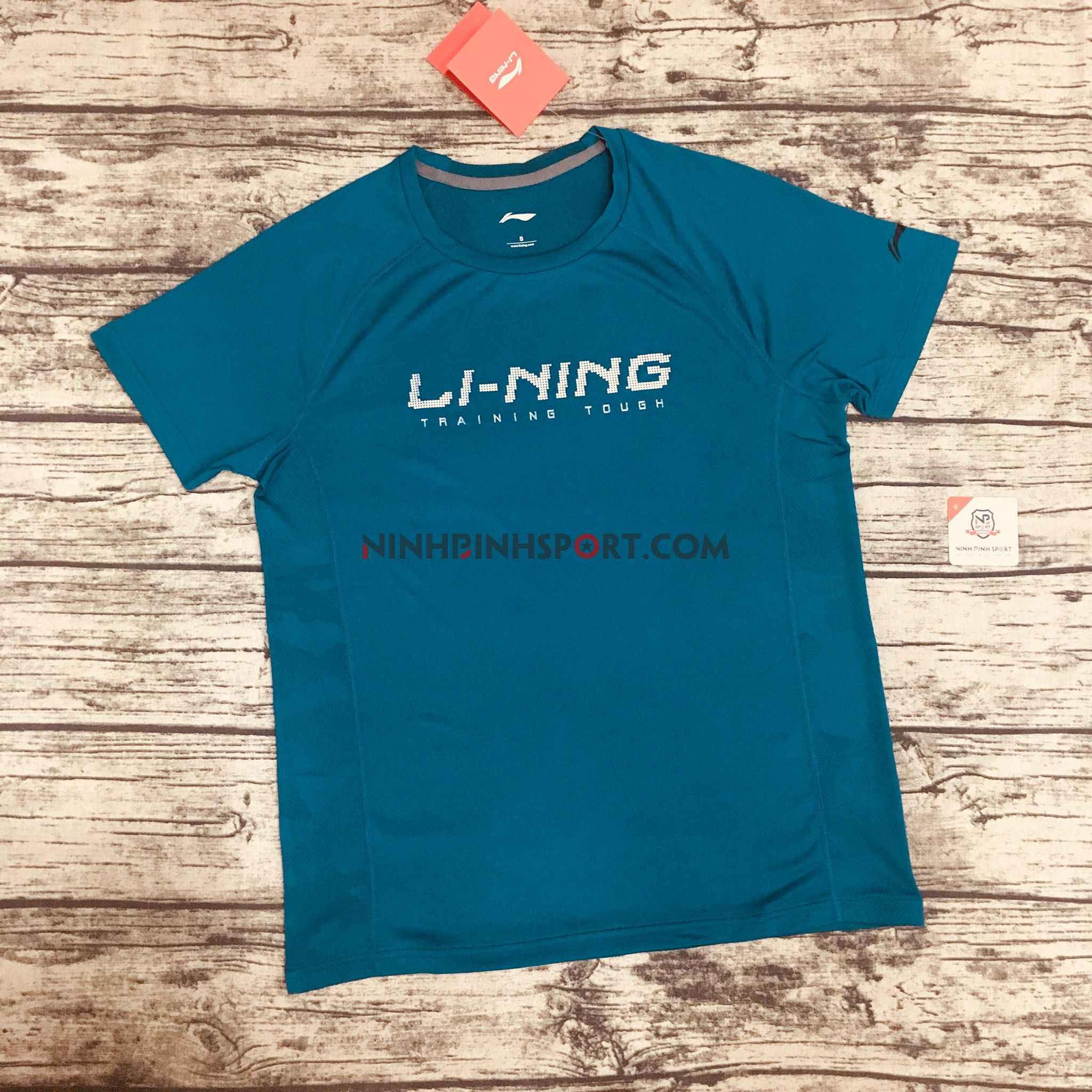 Áo thể thao nam Lining ATSN243-2