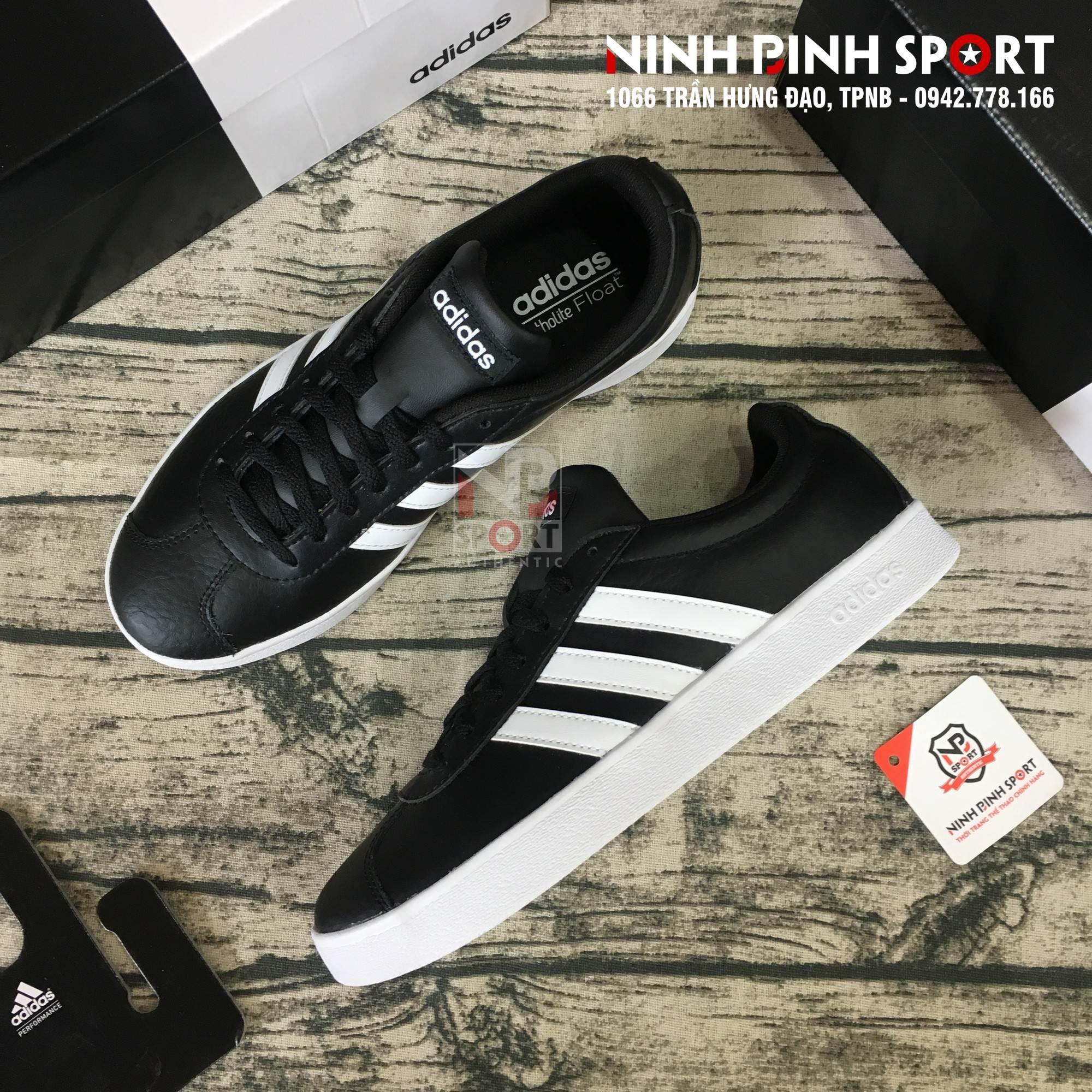 Giày thể thao nam Adidas Neo VL COURT 2.0 B43814