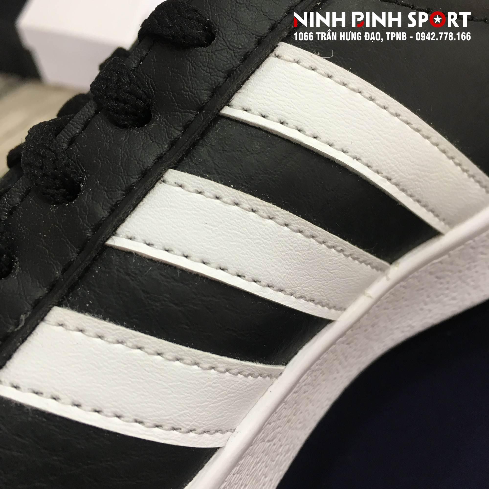 Giầy thể thao nam Adidas Neo VL COURT 2.0 B43814
