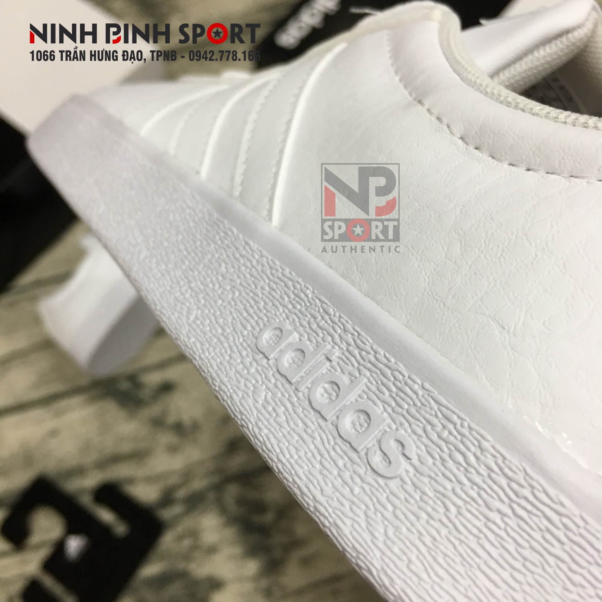 Giày thể thao nam Adidas Neo VL COURT 2.0 B43815