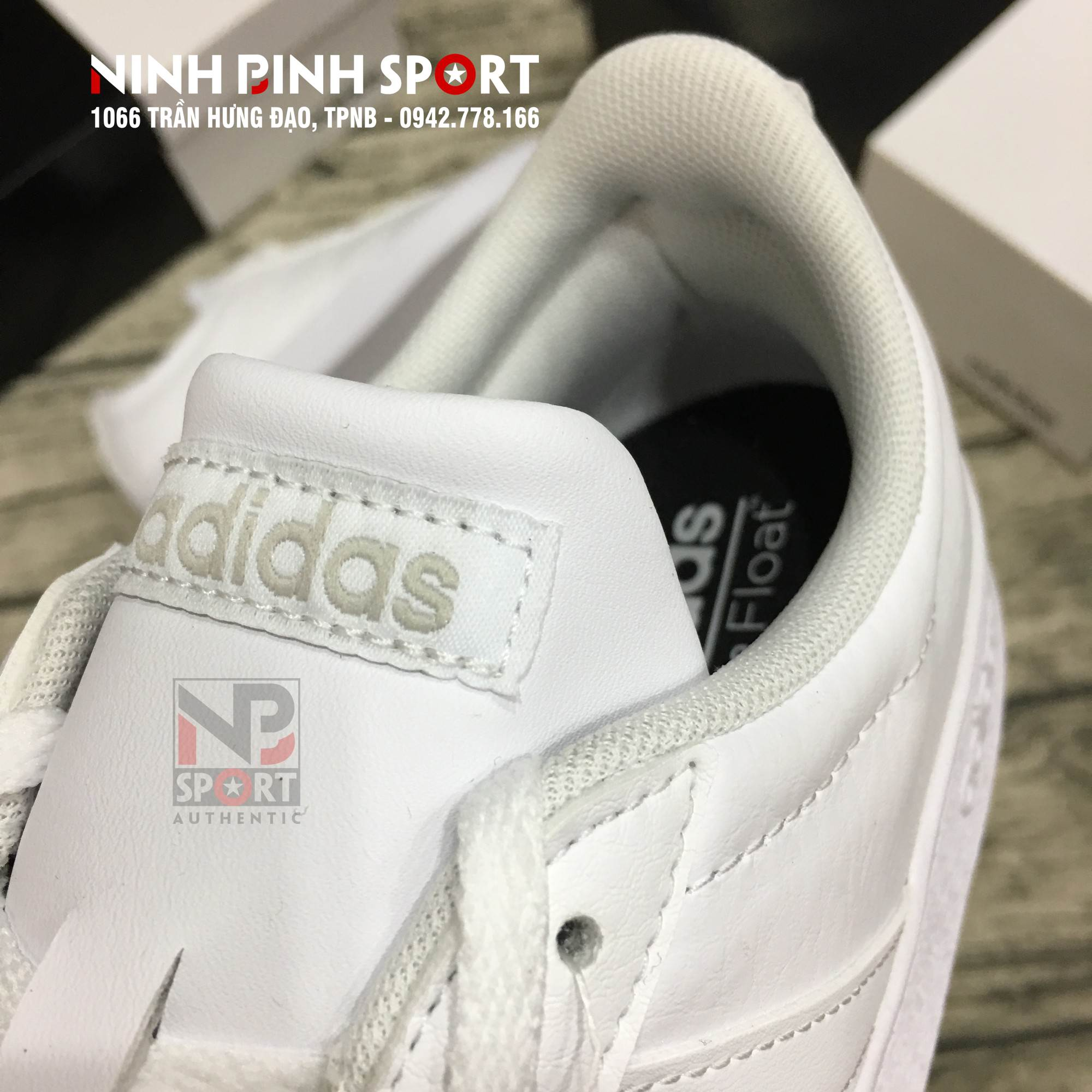 Giầy thể thao nam Adidas Neo VL COURT 2.0 B43815