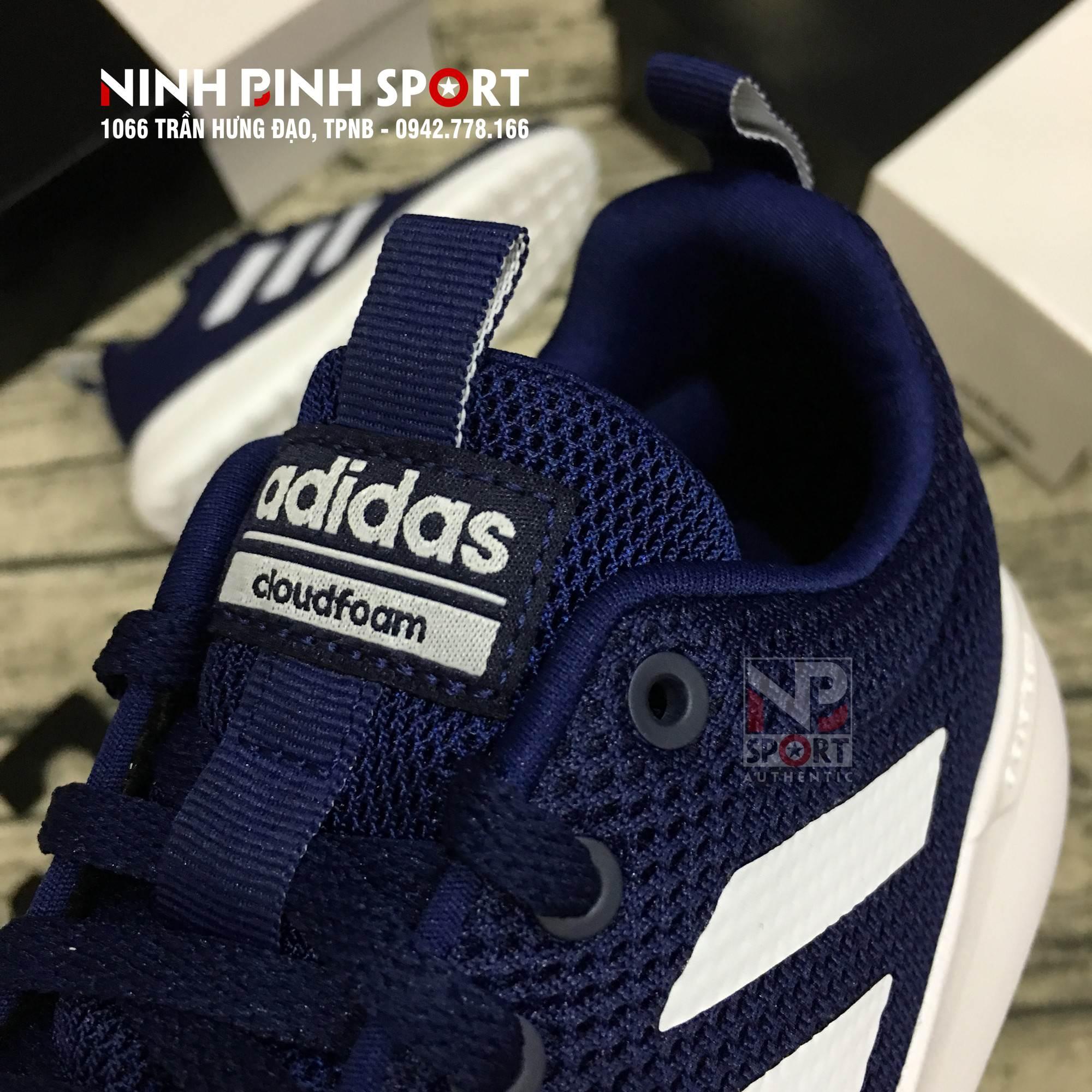 Giầy thể thao nam Adidas NeoLite Racer CLN B96566