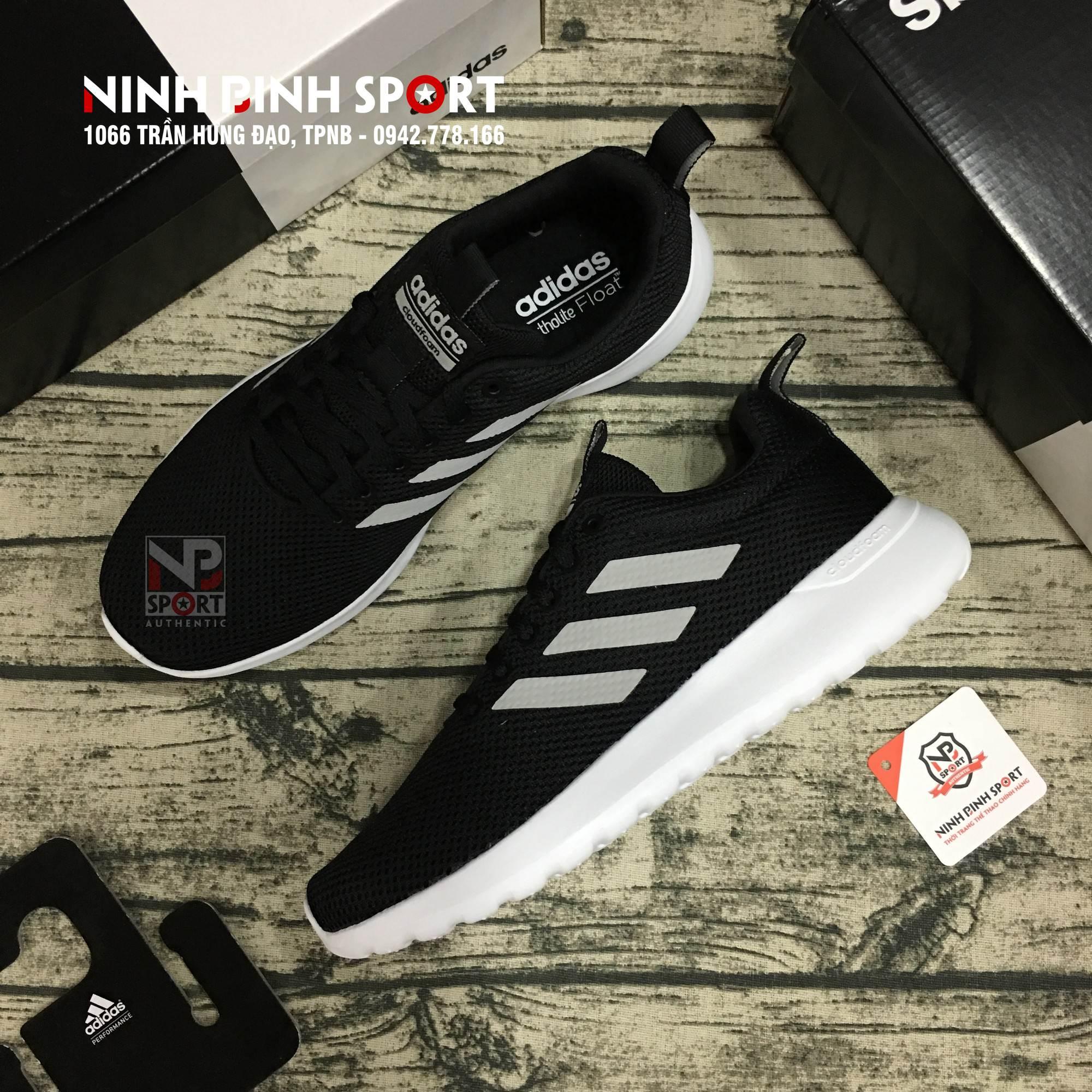 Giày thể thao nam Adidas Neo Lite Racer CLN B96567
