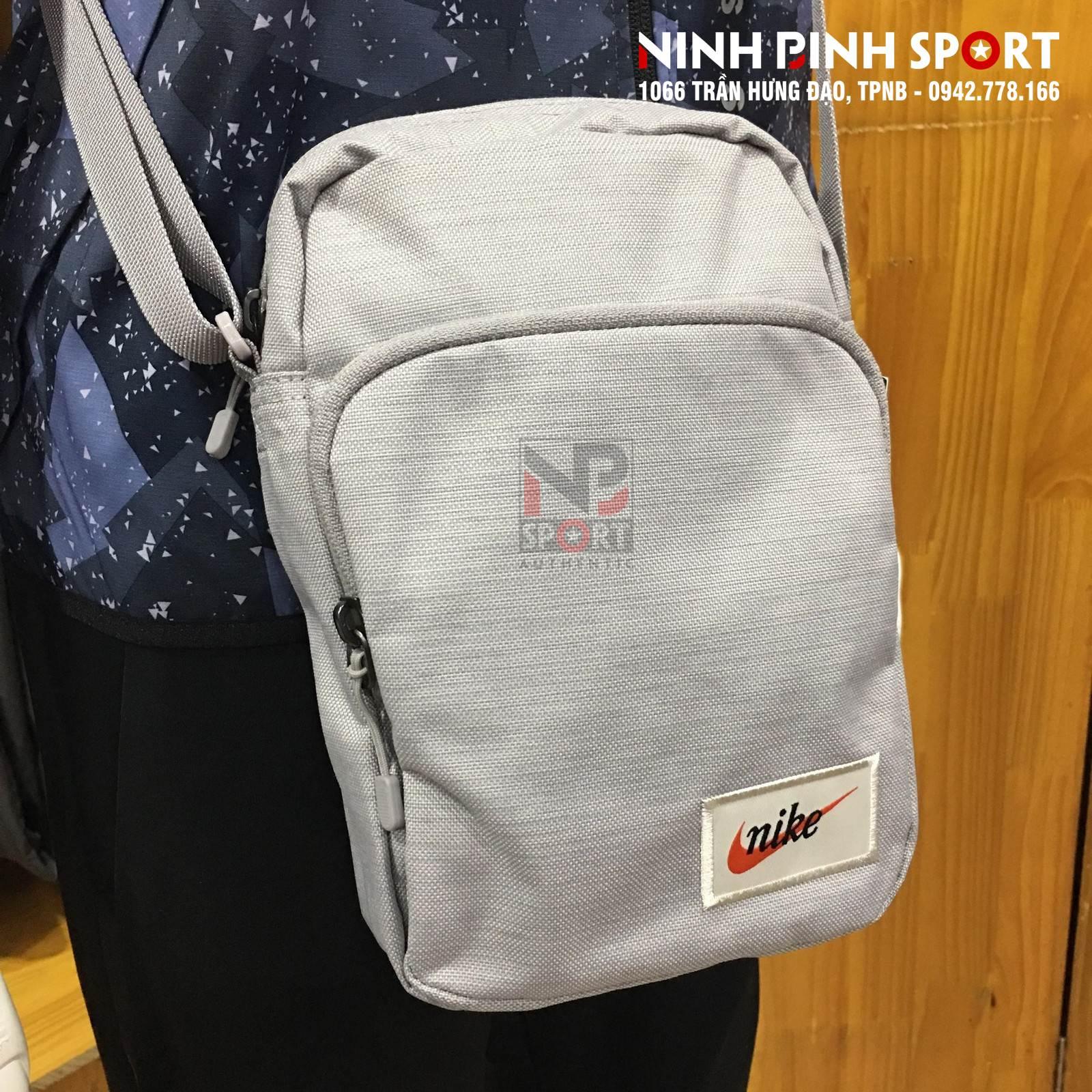 Túi thể thao Nike Heritage Smit Label BA5809-027