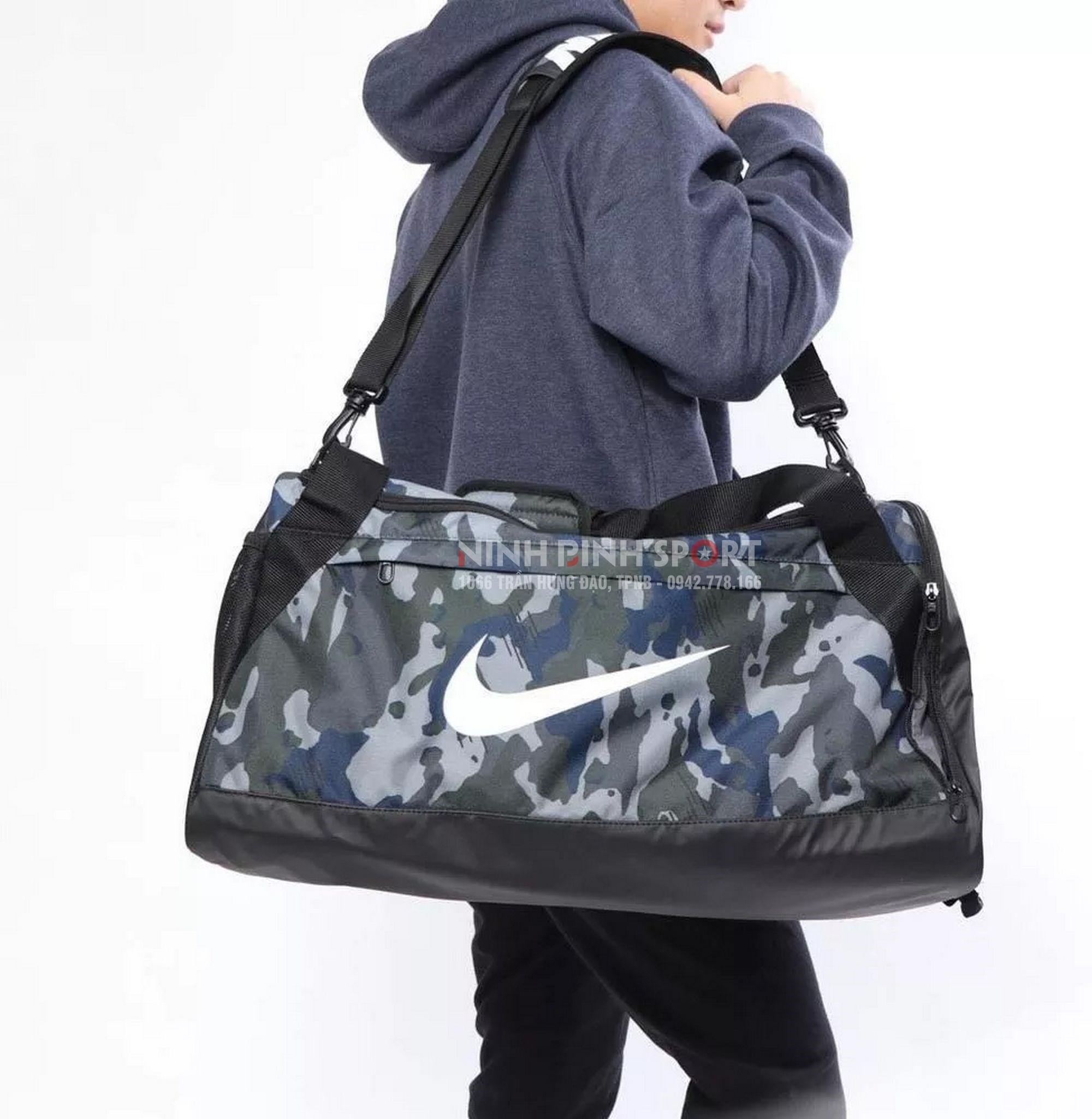 Túi thể thao Nike Brasilia Duffel Bag BA5981-021