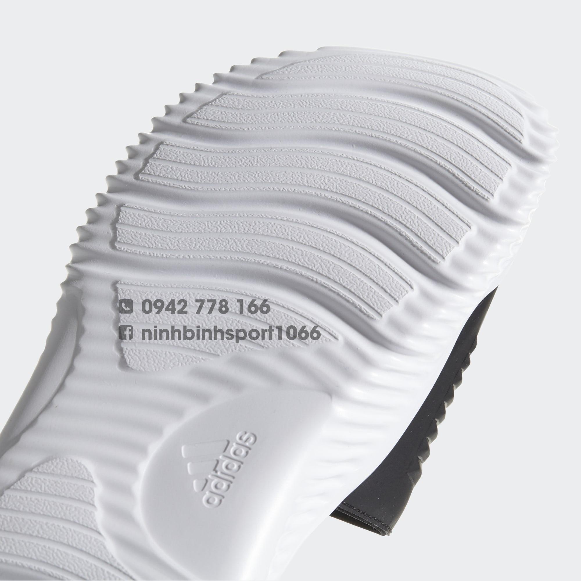 Dép thể thao nam Adidas Alphabounce Basketball BA8775