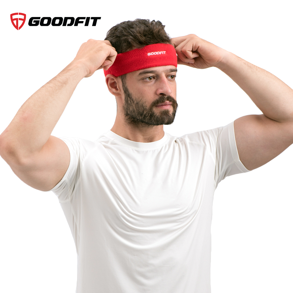 Băng đô thể thao headband nam nữ GoodFit GF802SB