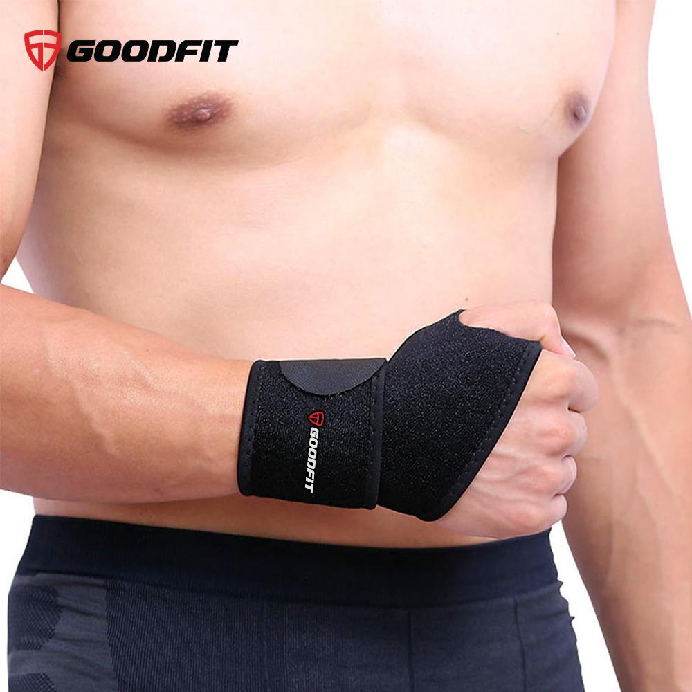 Băng quấn cổ tay xỏ ngón GoodFit GF302W