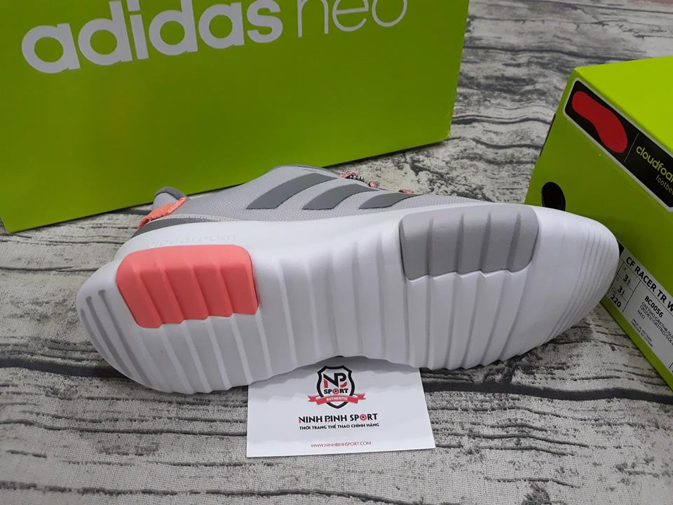 Giầy thể thao nữ Adidas Neo Cloudfoam Race TR BC0056