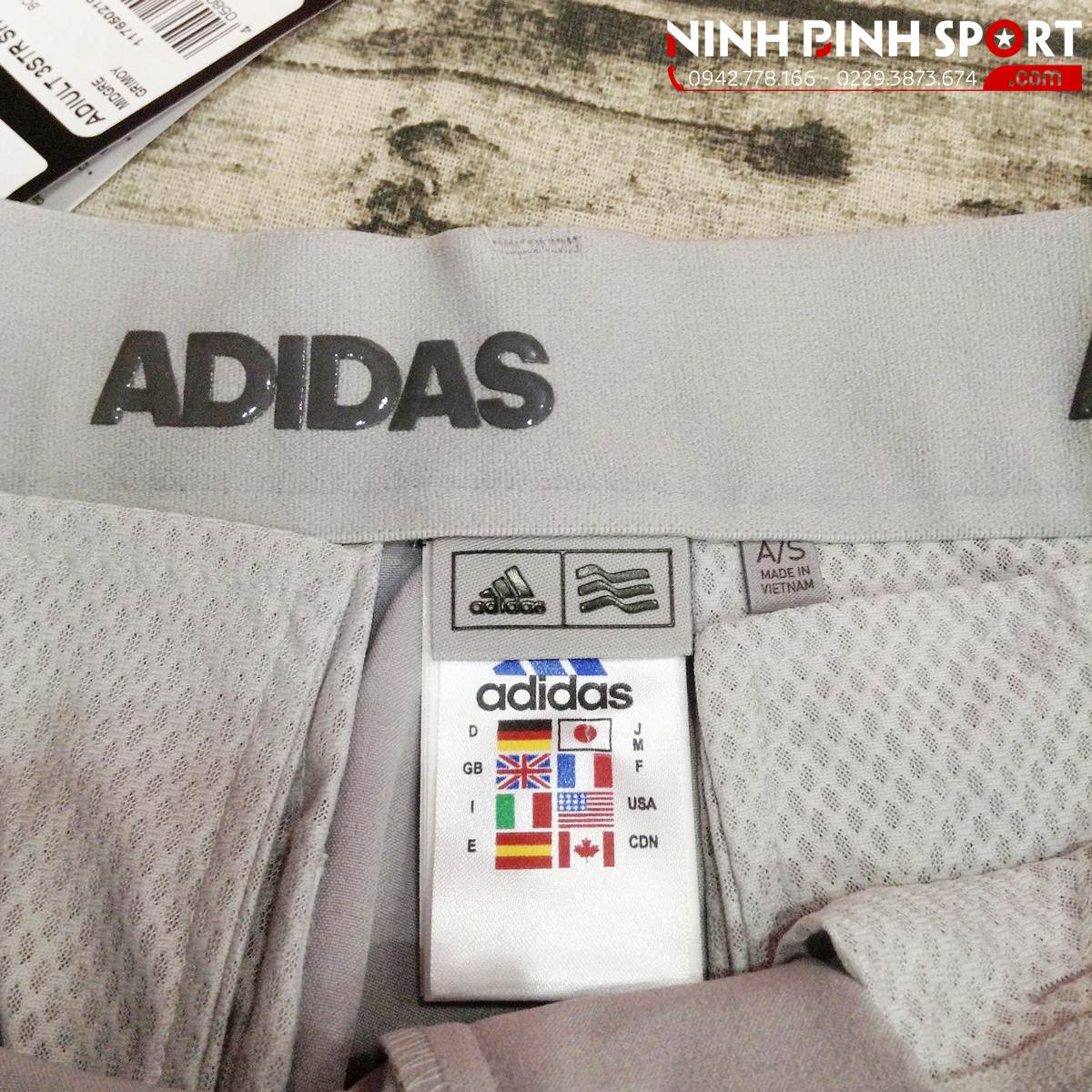 Quần thể thao nam Adidas Golf Climacool Ultimate 365 Airflow BC1627
