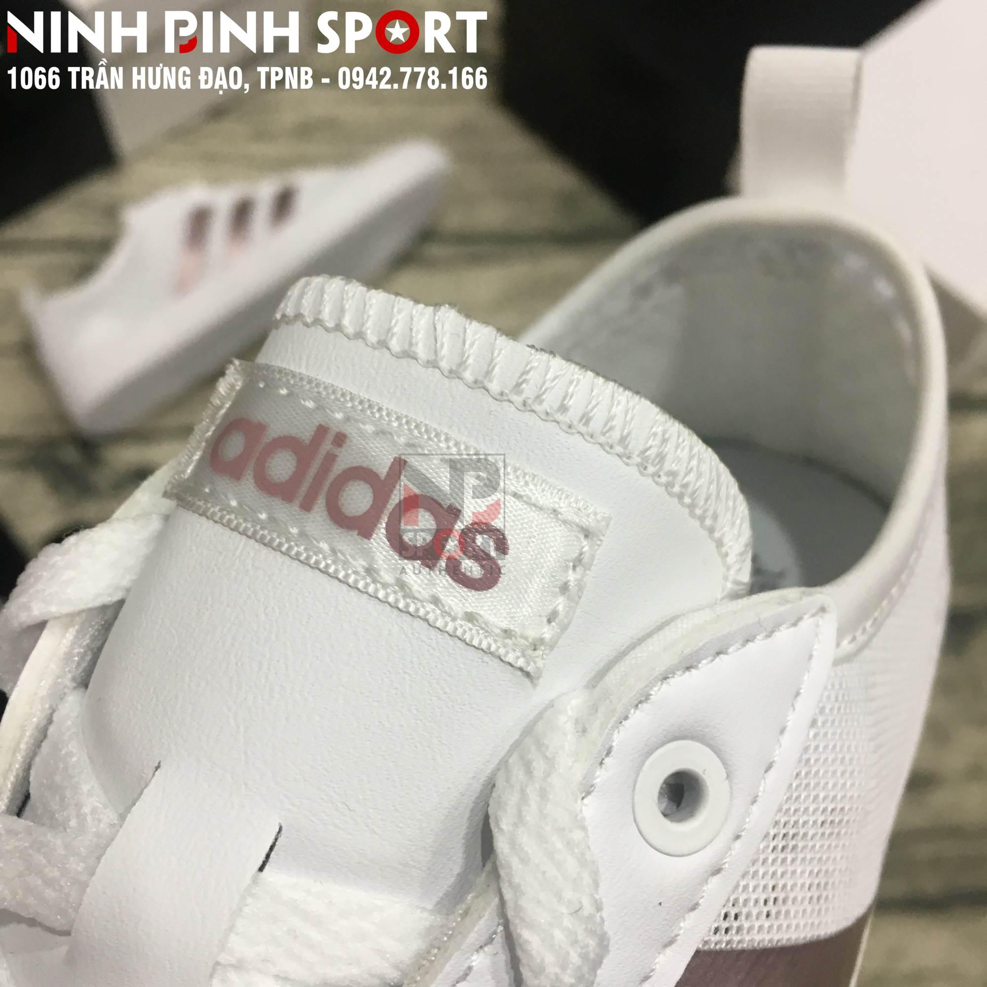 Giày thể thao nữ Adidas Neo QT VULC 2.0 W BD7823