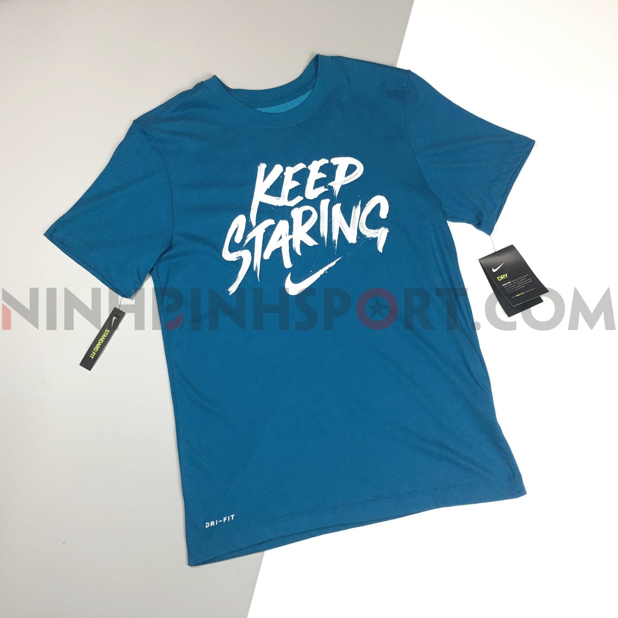 Áo thể thao nam Nike Dri-fit Cotton BQ1839-301