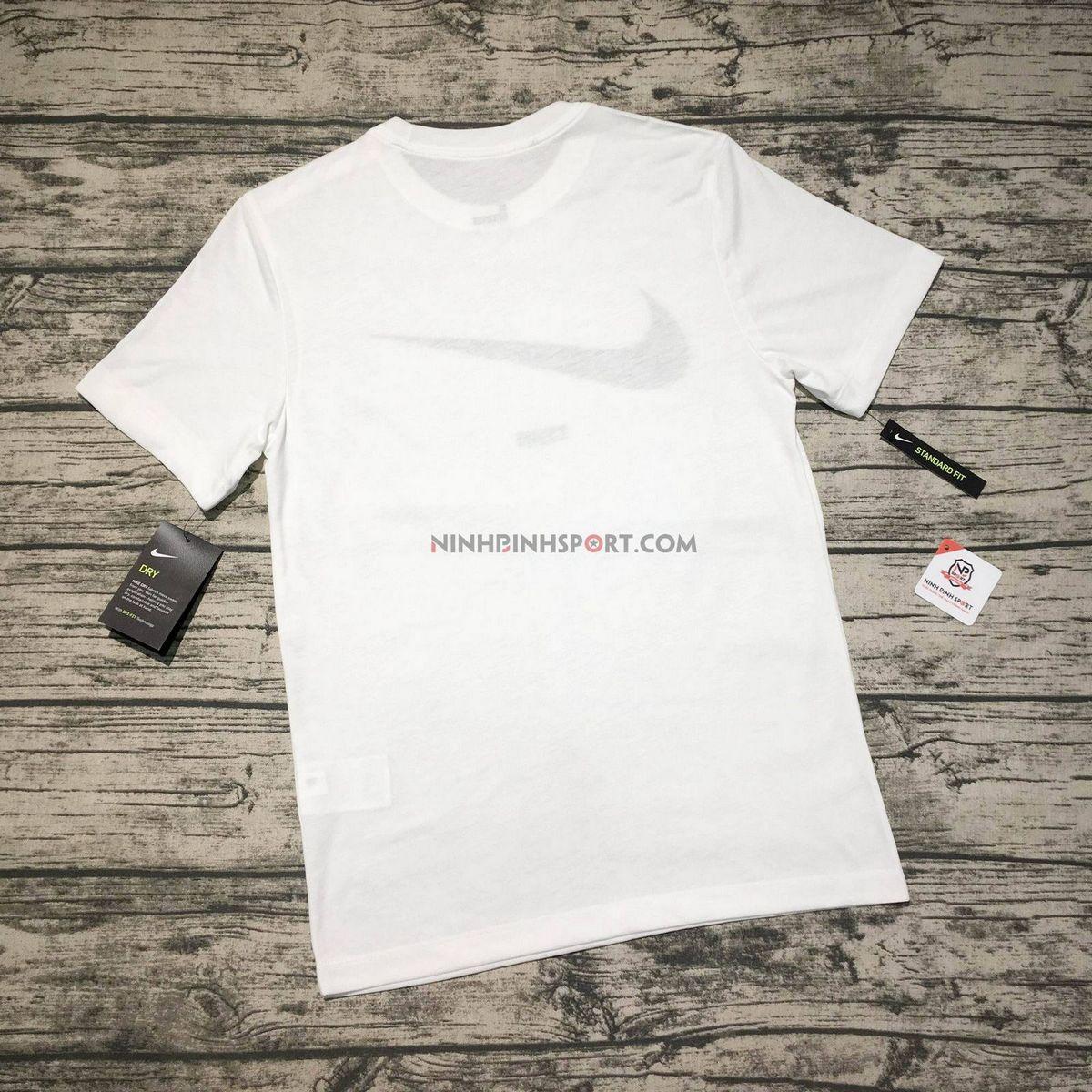 Áo thể thao nam Nike Dri-fit Printed BQ1854-100