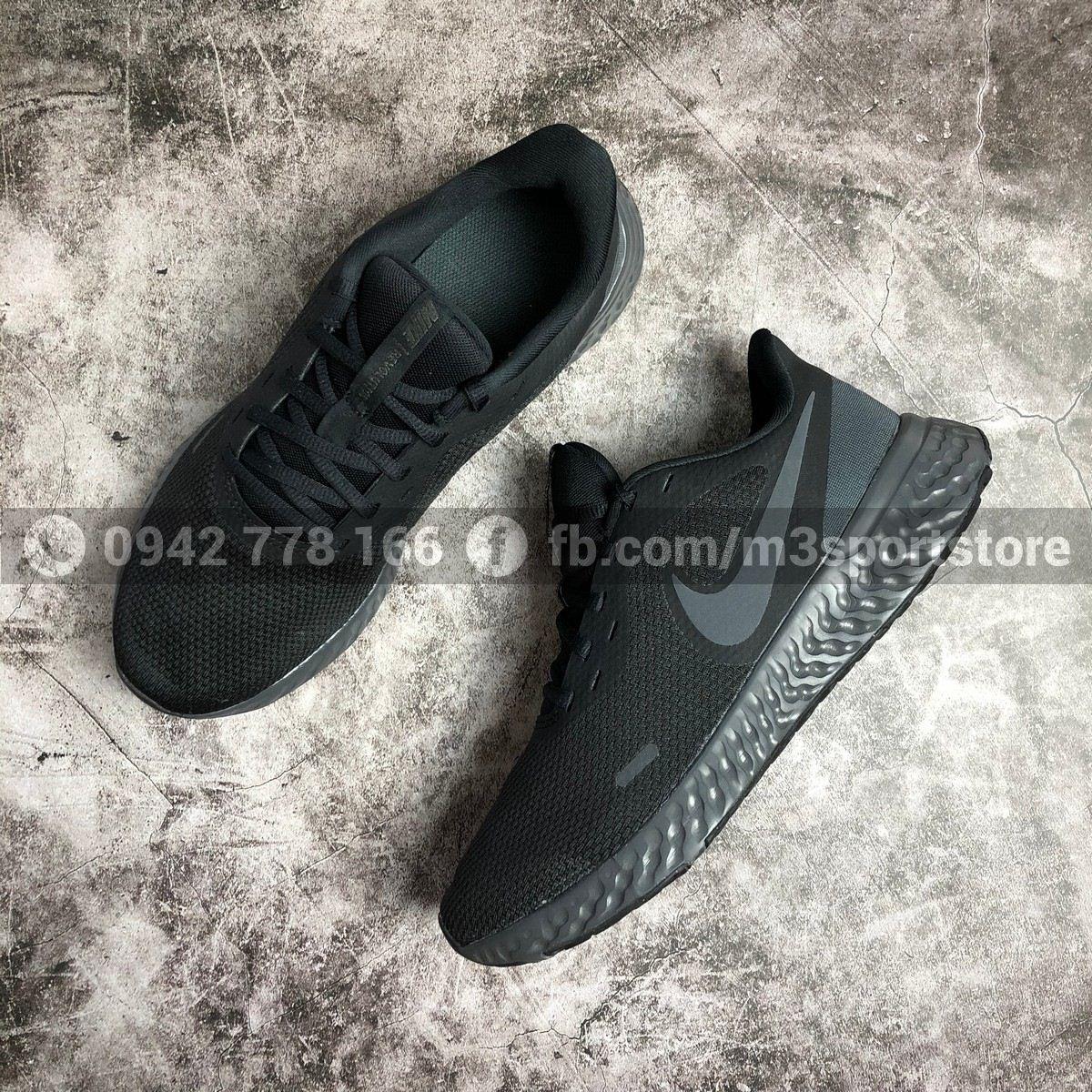 Giầy thể thao nam Nike Revolution 5 BQ3204-001