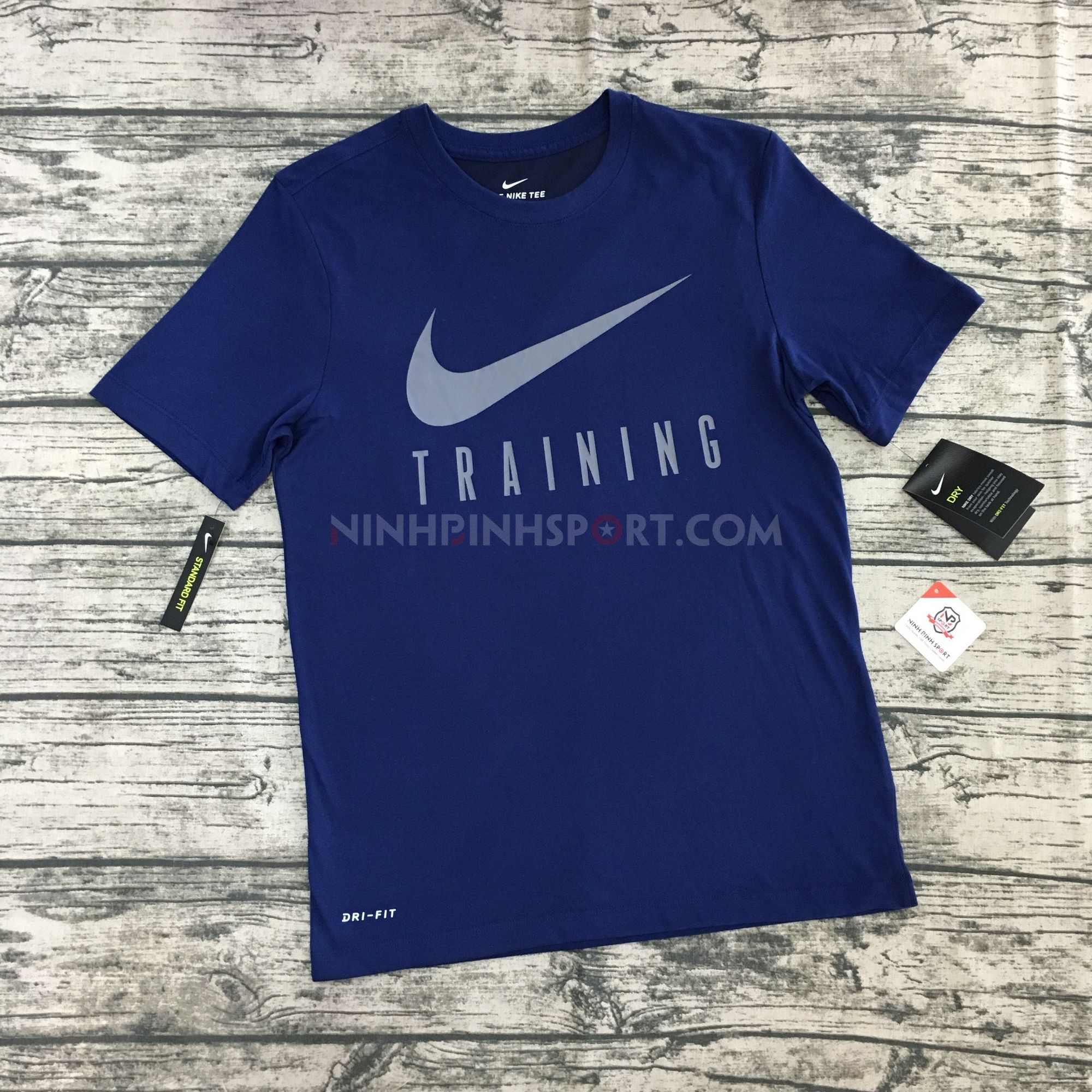 Áo thể thao nam Nike AS Dri-Fit Training Tee BQ3678-492