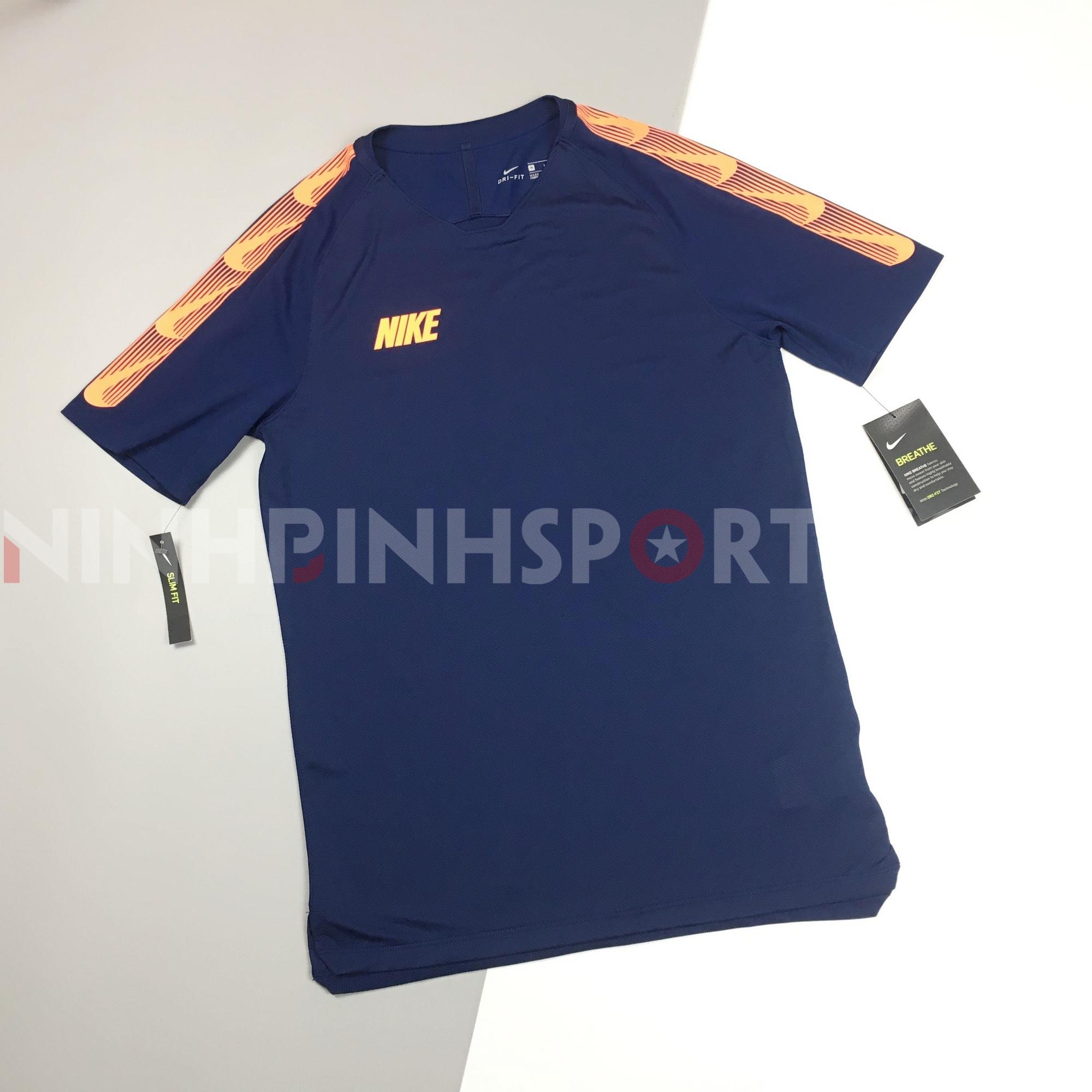 Áo thể thao nam Nike Breathe Squad BQ3771-492