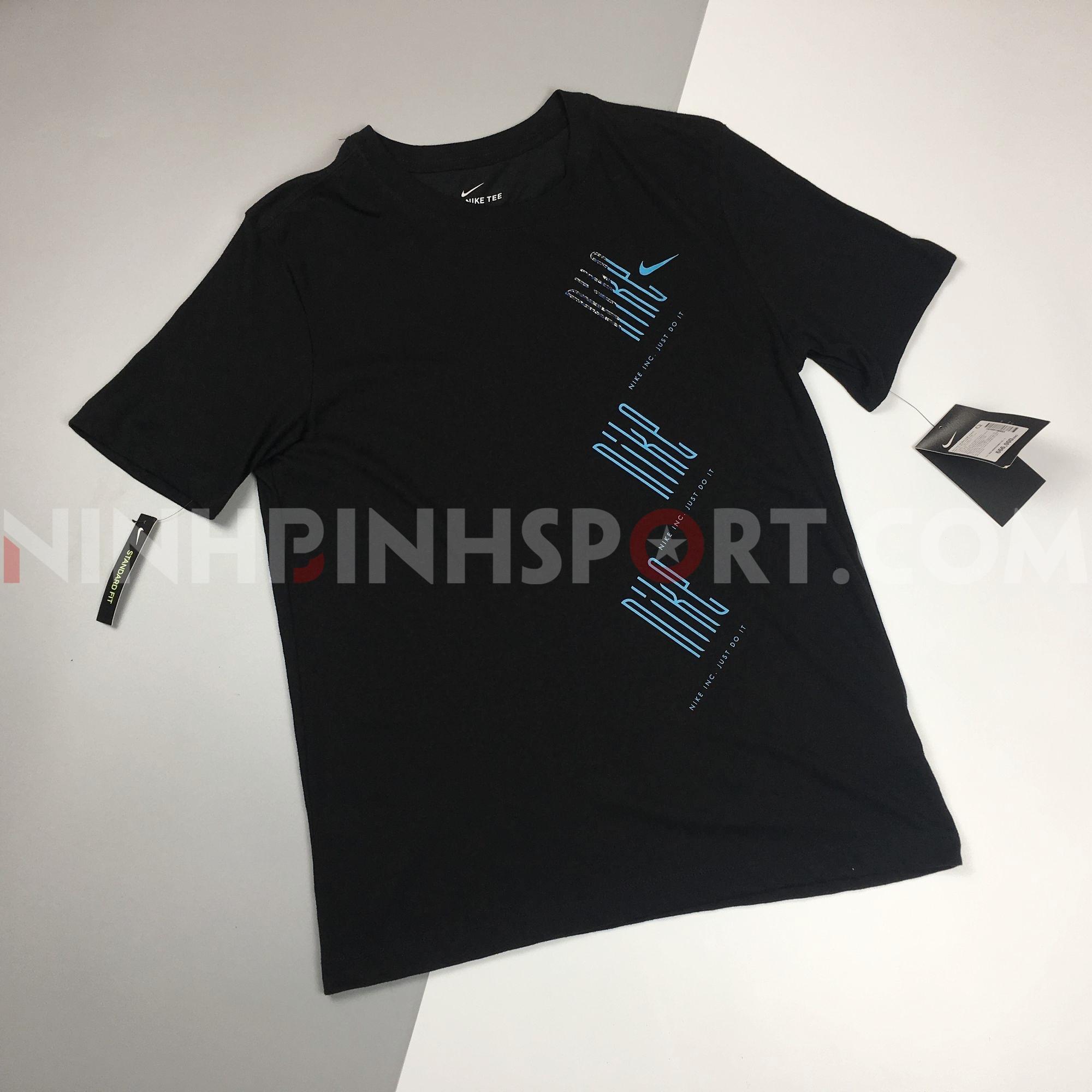 Áo thể thao nam Nike Dri-Fit Short Sleeve Tee BQ7484-010