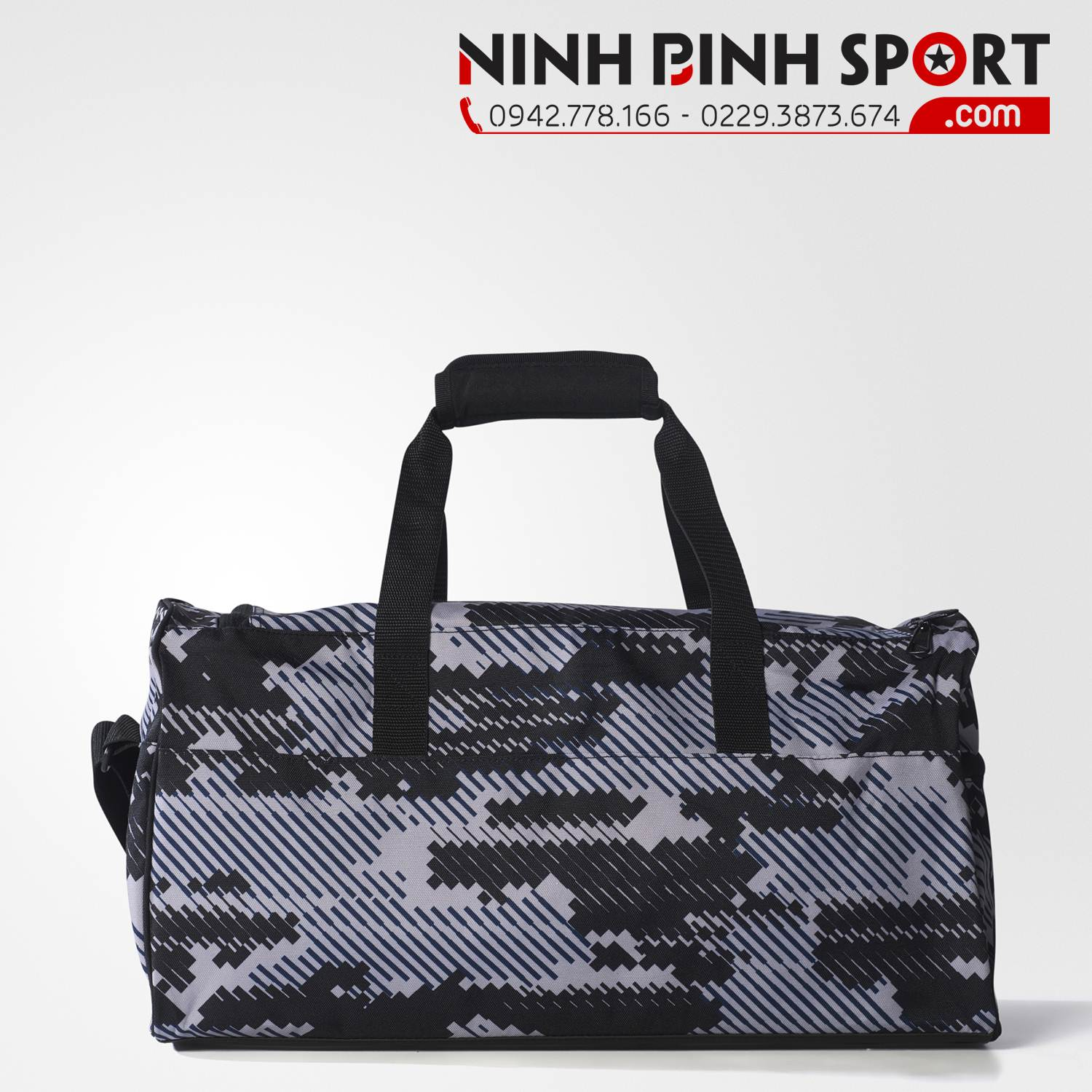 Túi thể thao Adidas Linear Performance Small Duffel Team Bag BR5071