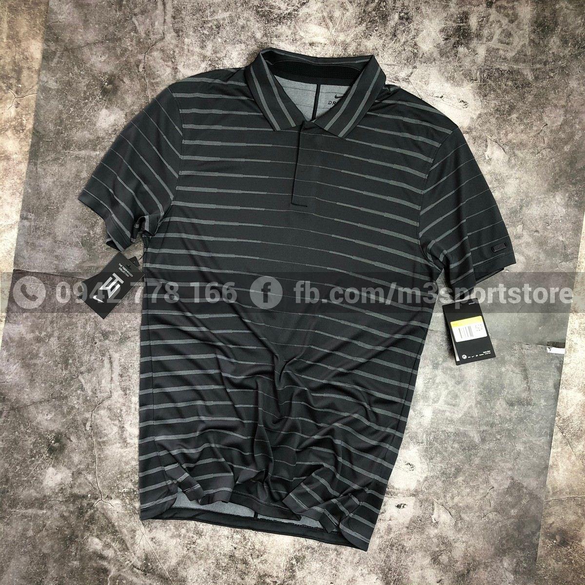Áo thể thao nam Nike Golf Polo Dri-Fit Tiger Woods BV0351