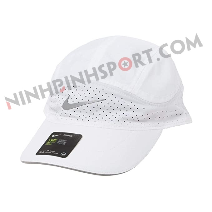 Mũ thể thao Nike AeroBill Tailwind Running BV2204-100