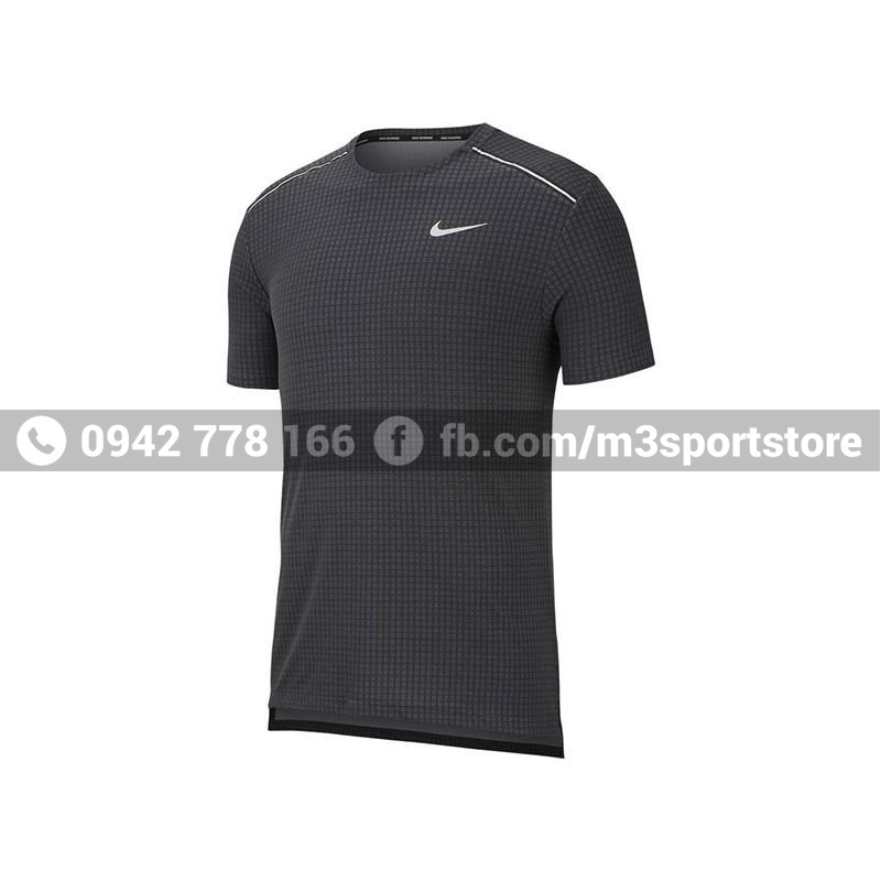 Áo thể thao nam Nike Miler Tech Top BV4700-010