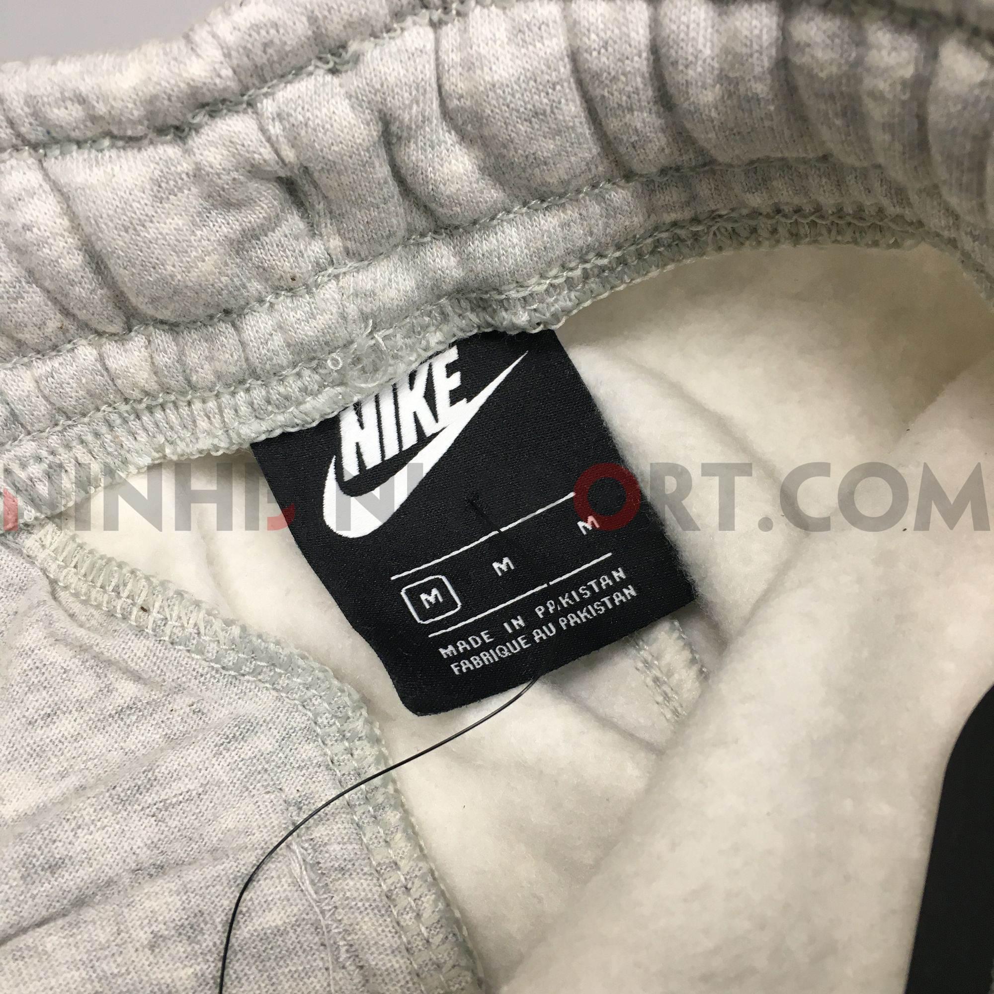 Quần dài thể thao nam Nike JDI fleece jogger BV5100-050