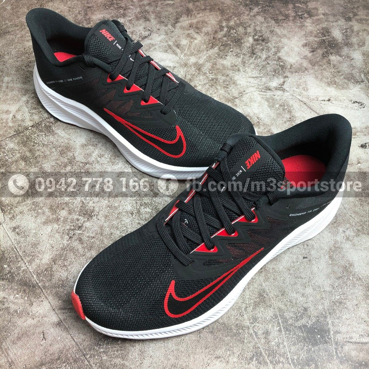 Giầy thể thao nam Nike Quest 3 CD0230