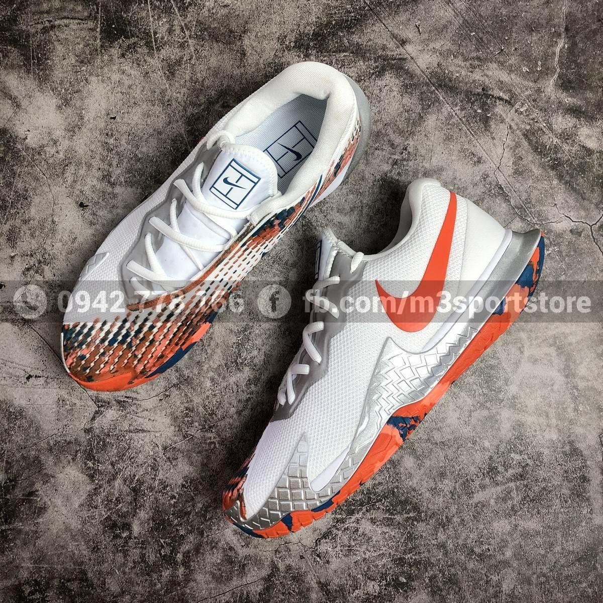 Giày thể thao nam Nike Air Zoom Vapor Cage 4 CD0424