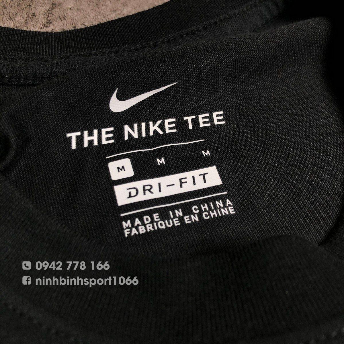 Áo thể thao nam Nike Dri-FIT KD Logo Tee CD1279-010