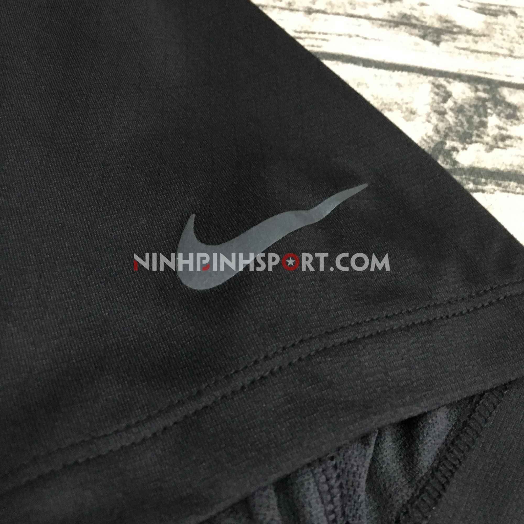 Áo thể thao nam Nike Dri-fit Miler Tech Black CD5731-010