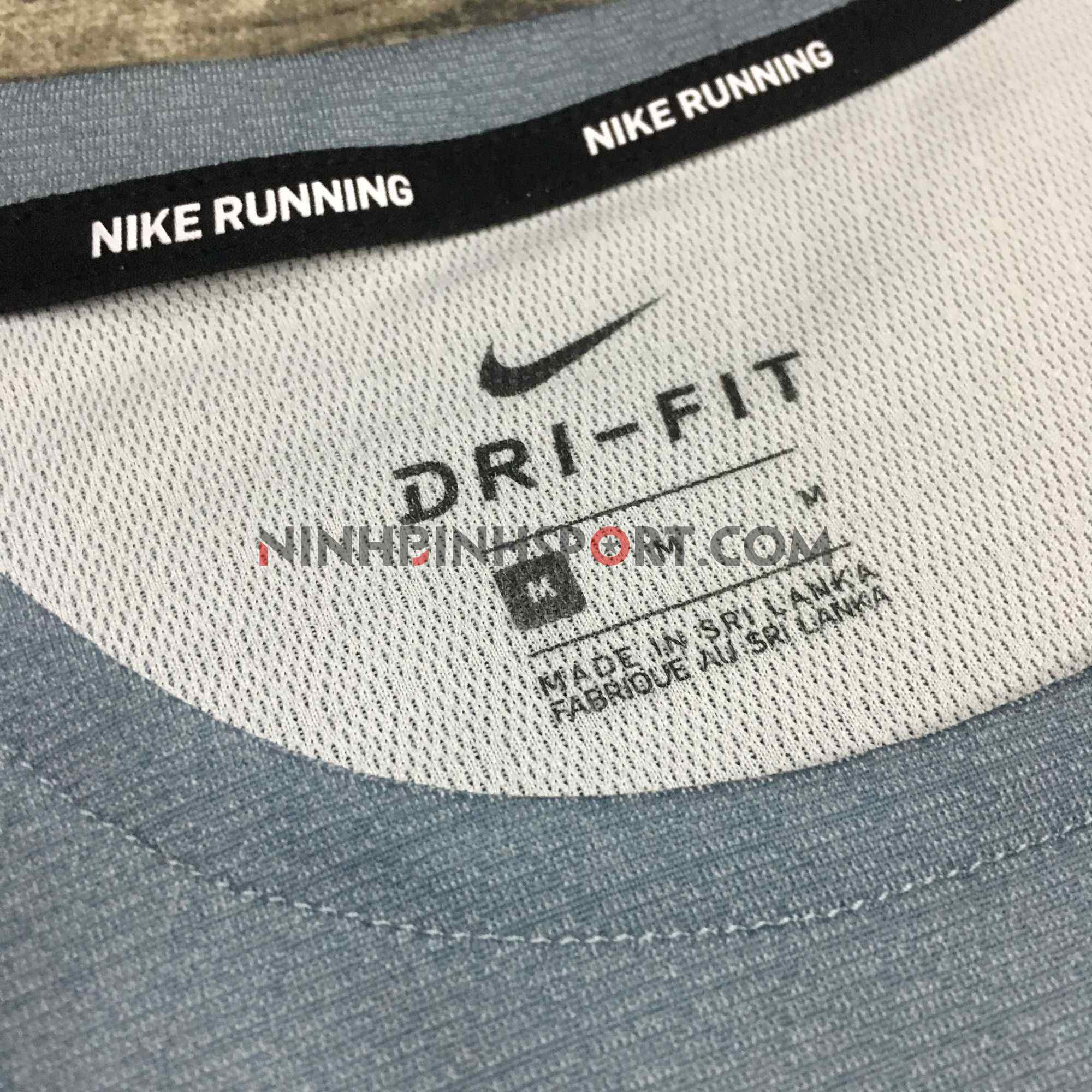 Áo thể thao nam Nike Dri-fit Miler Tech Grey CD5731-041