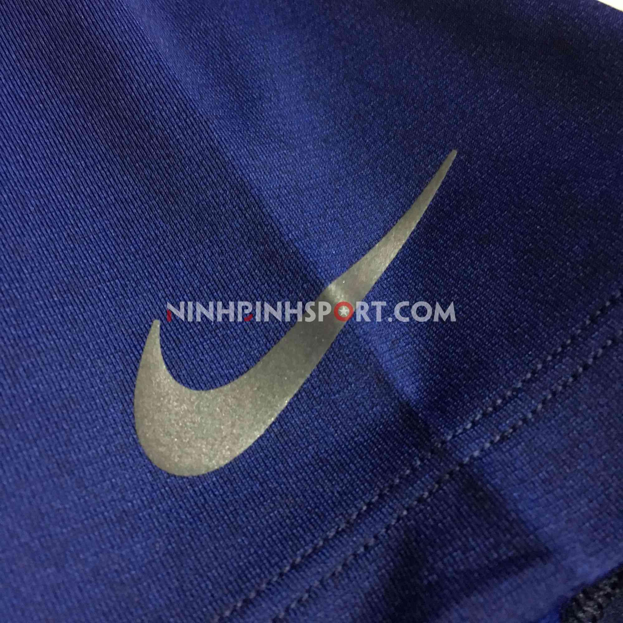 Áo thể thao nam Nike Dri-fit Miler Tech Blue CD5731-492