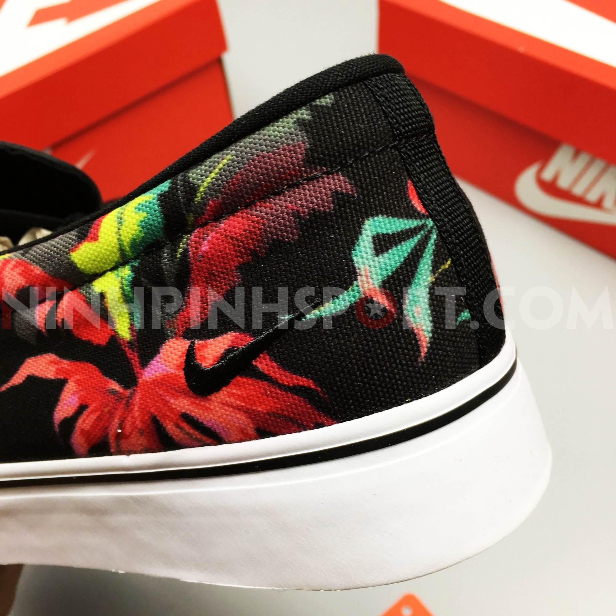 Giày thể thao nam Nike Court Royale AC SE Slip-On CD8337-001