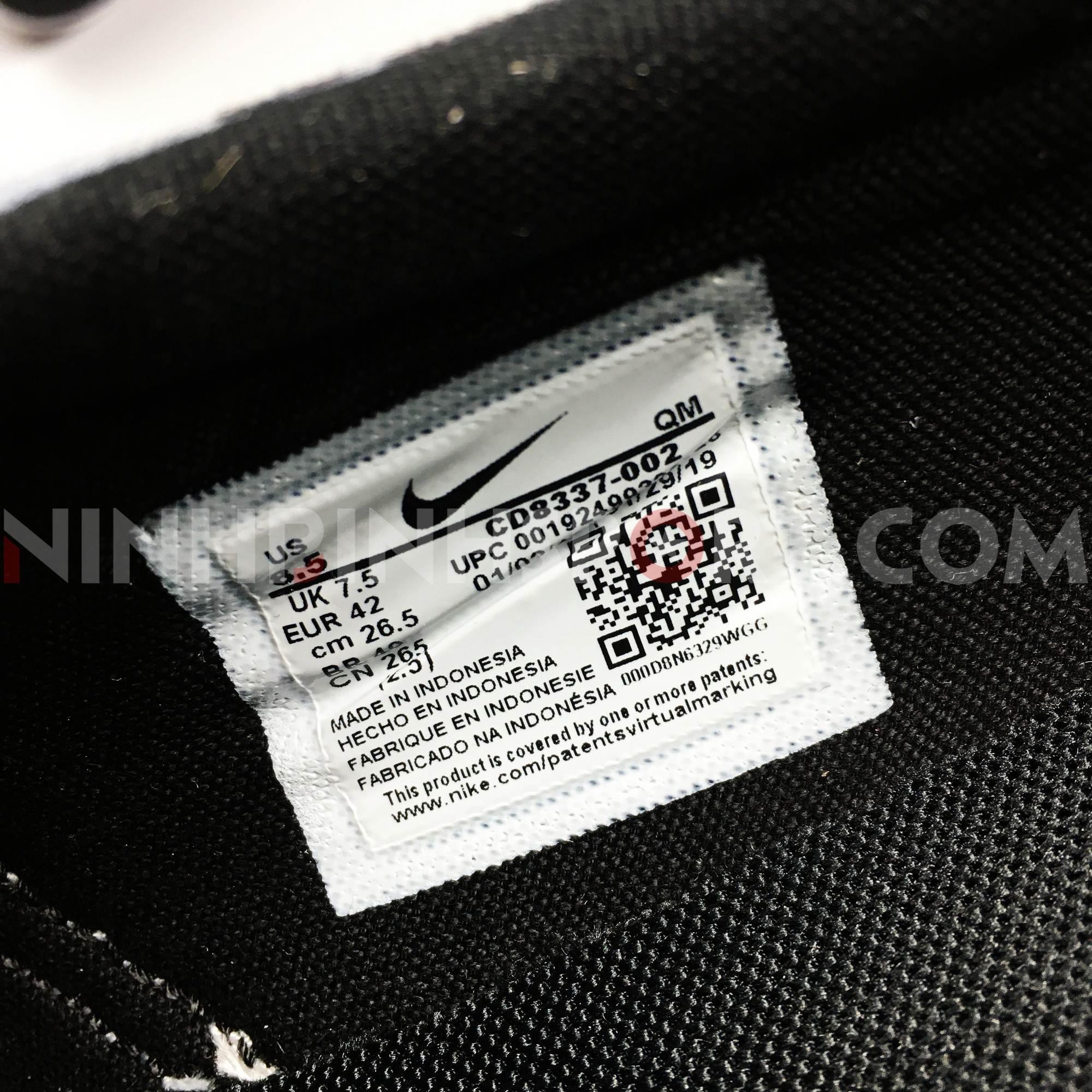Giày thể thao nam Nike Court Royale AC SE Slip-On CD8337-002
