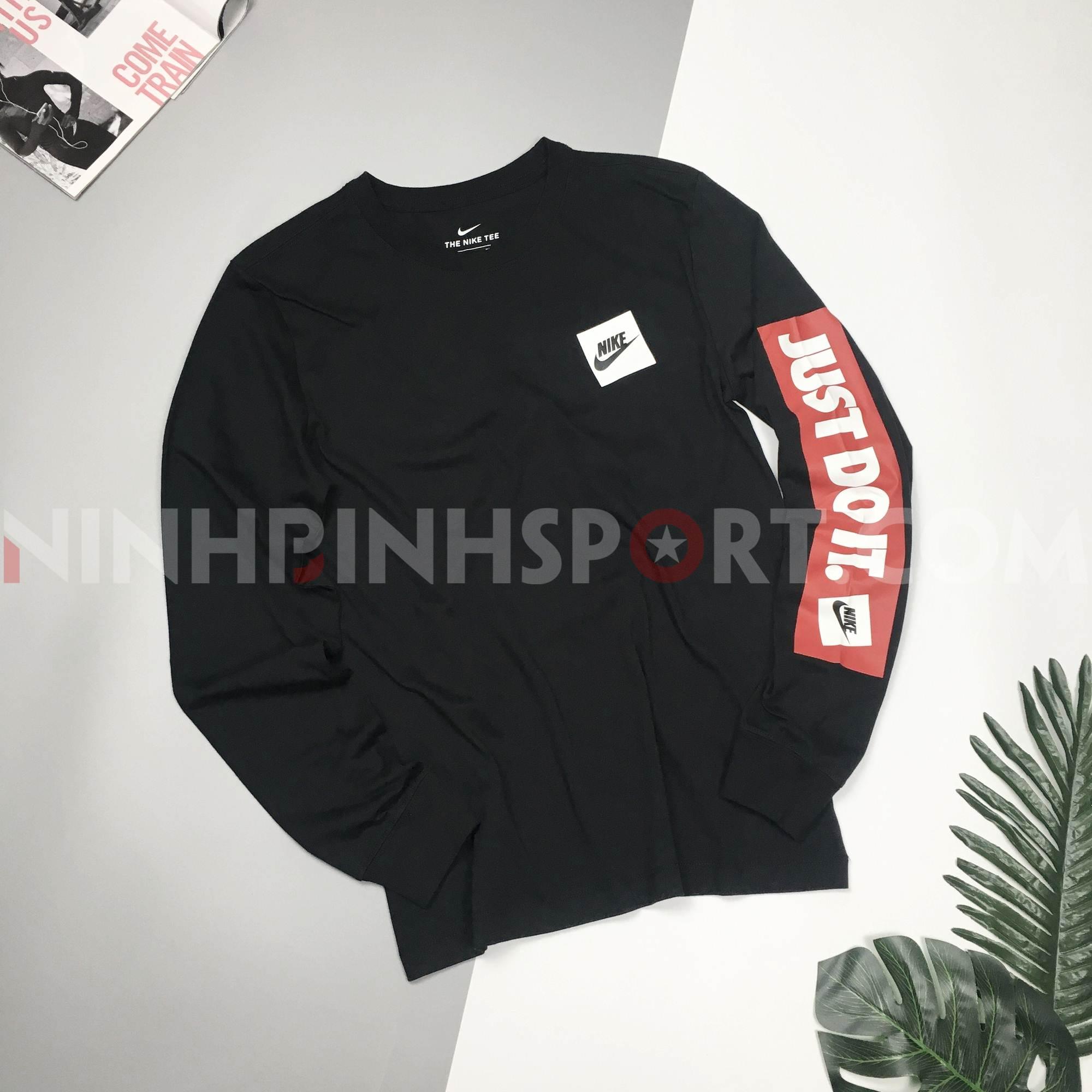 Áo dài tay nam Nike Jdi Bmpr Black CD9599-010
