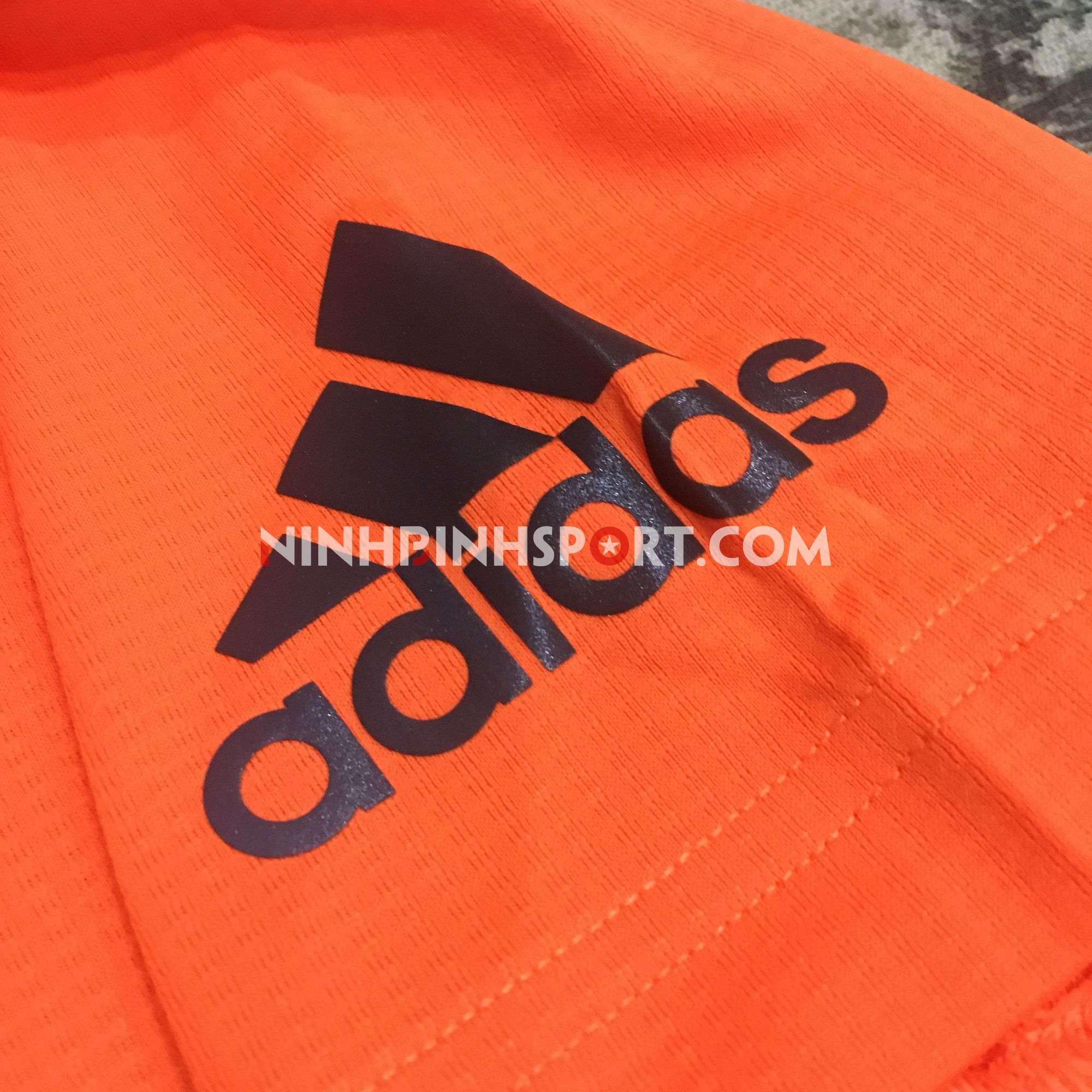 Áo thể thao nam Adidas FreeLift Climachill Tee - Orange CD9770