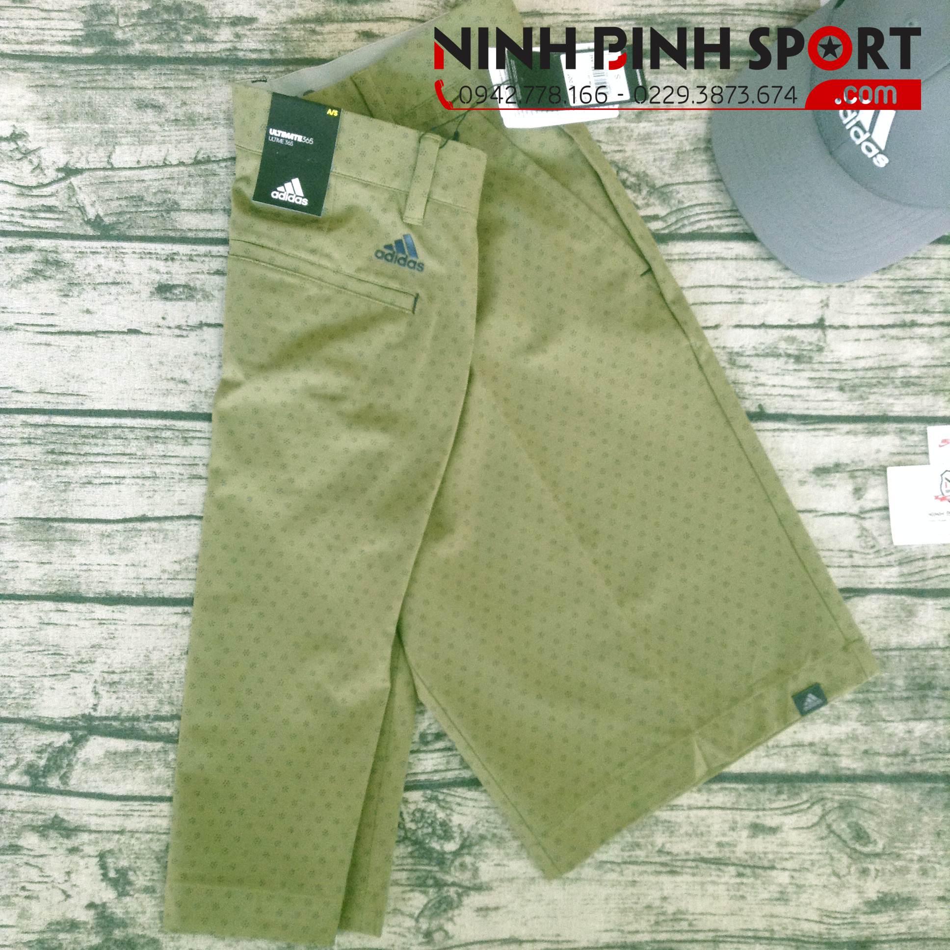 Quần thể thao nam Adidas Golf Short CD9888
