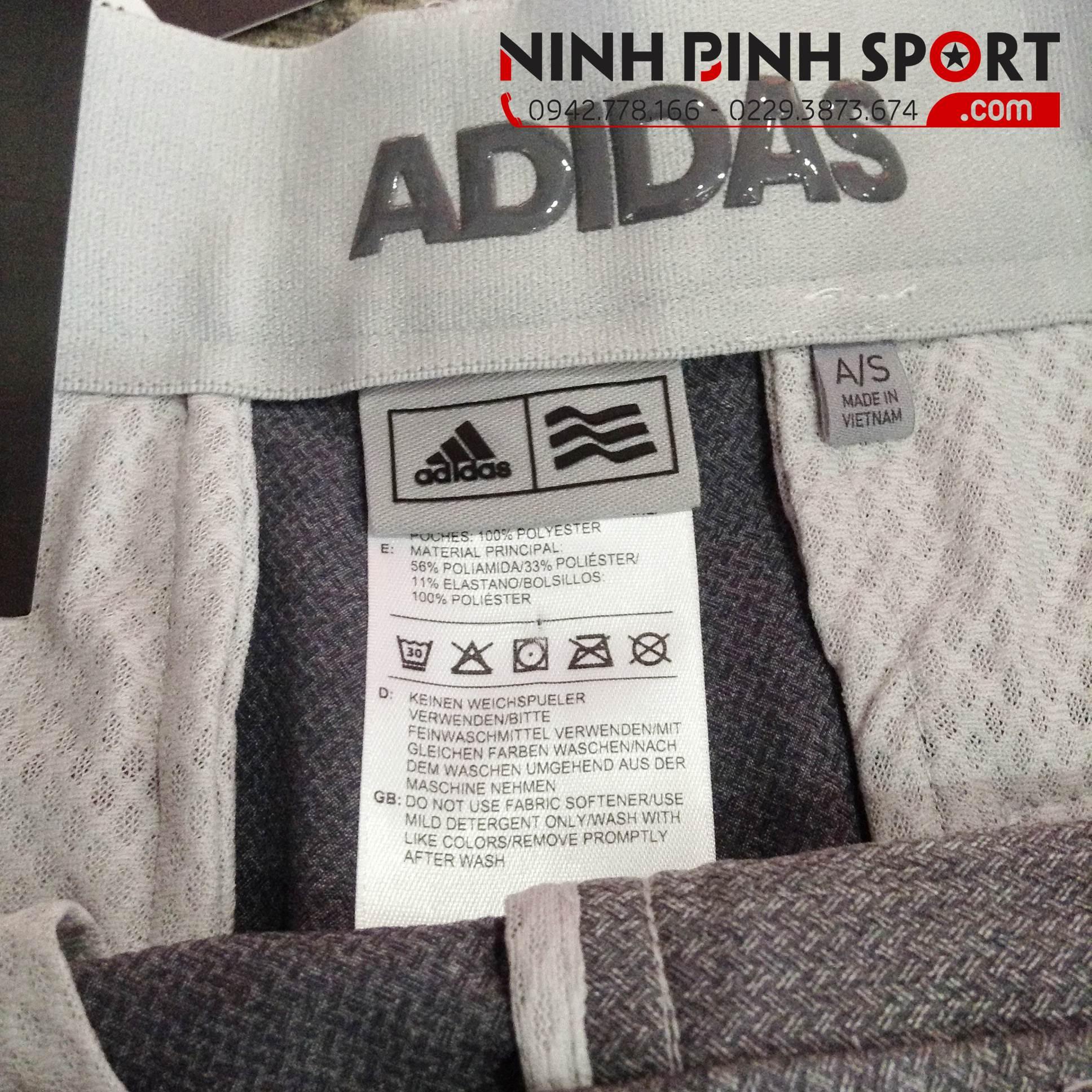 Quần thể thao nam Adidas Golf Ultimate 365 Crosshatch CD9892