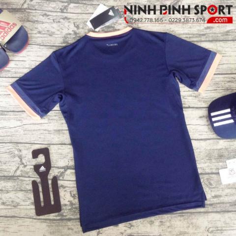 Áo Thể Thao Nam Adidas 3-Stripes Club Tee - Navy CE0404