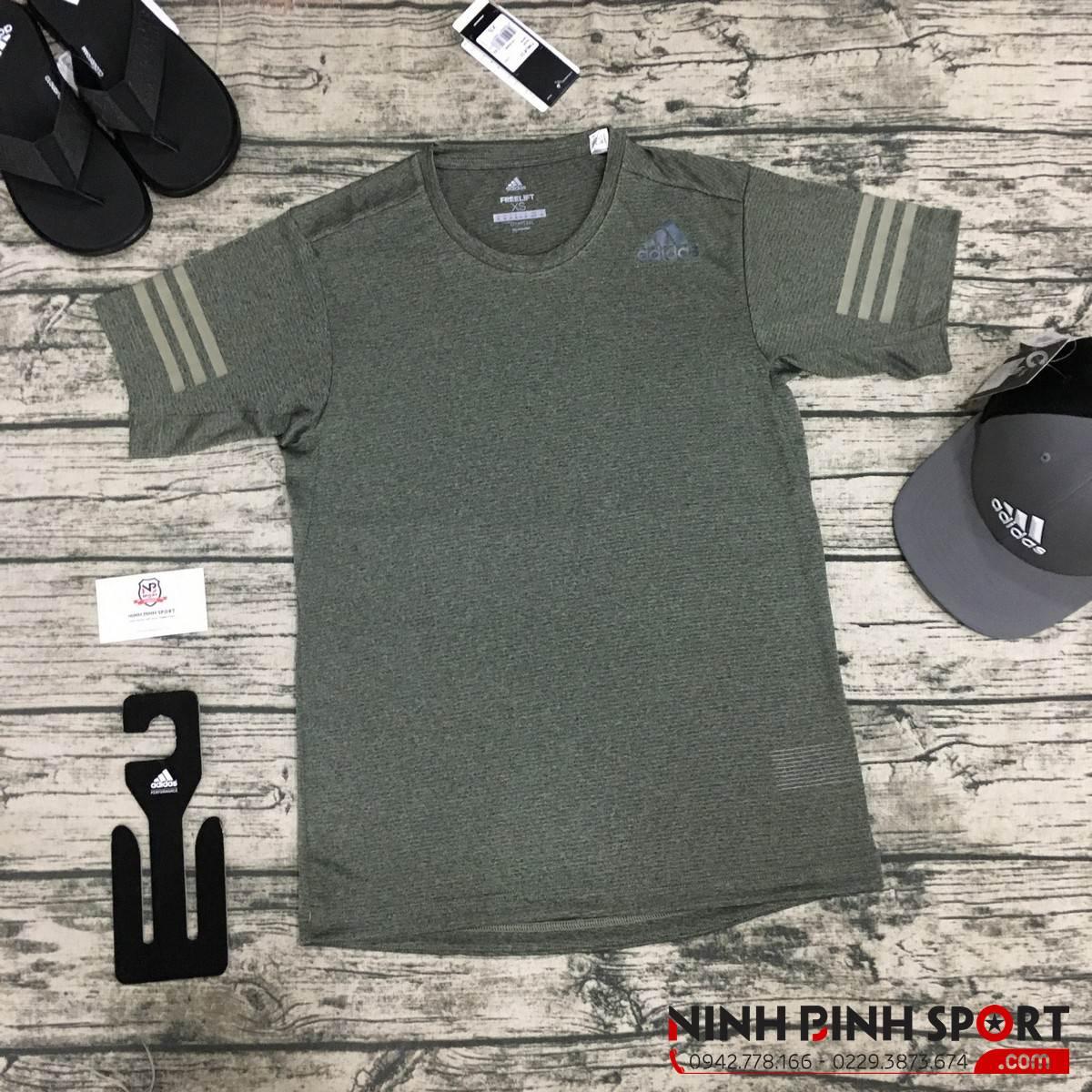 Áo Adidas FreeLift Climacool Tee CE0865