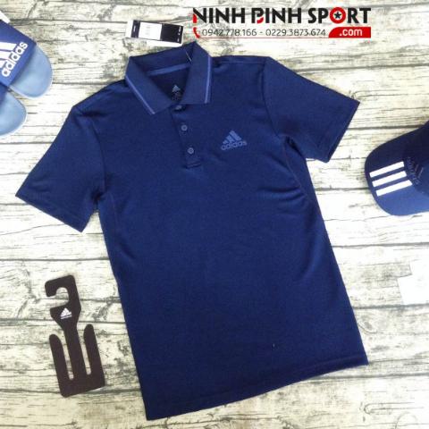 Áo Thể Thao Adidas Club Tex Polo - Navy CE1416
