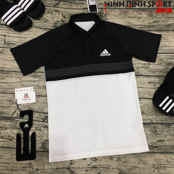 Adidas Club Polo - White CE1420