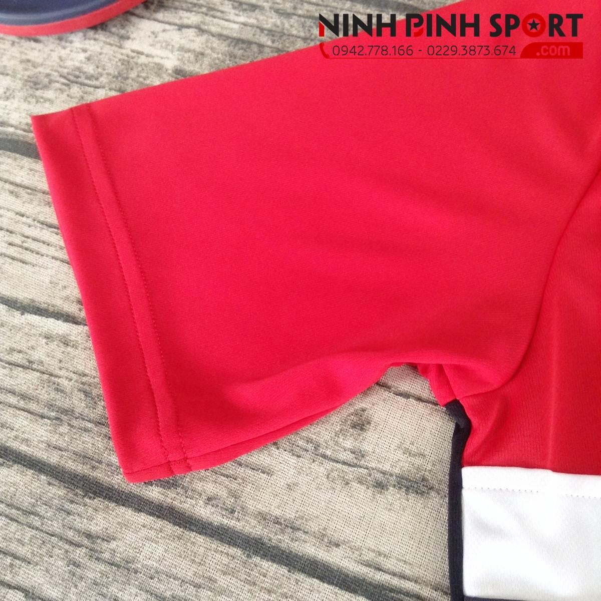 Áo Thể Thao Nam Adidas Club Polo - Red CE1421