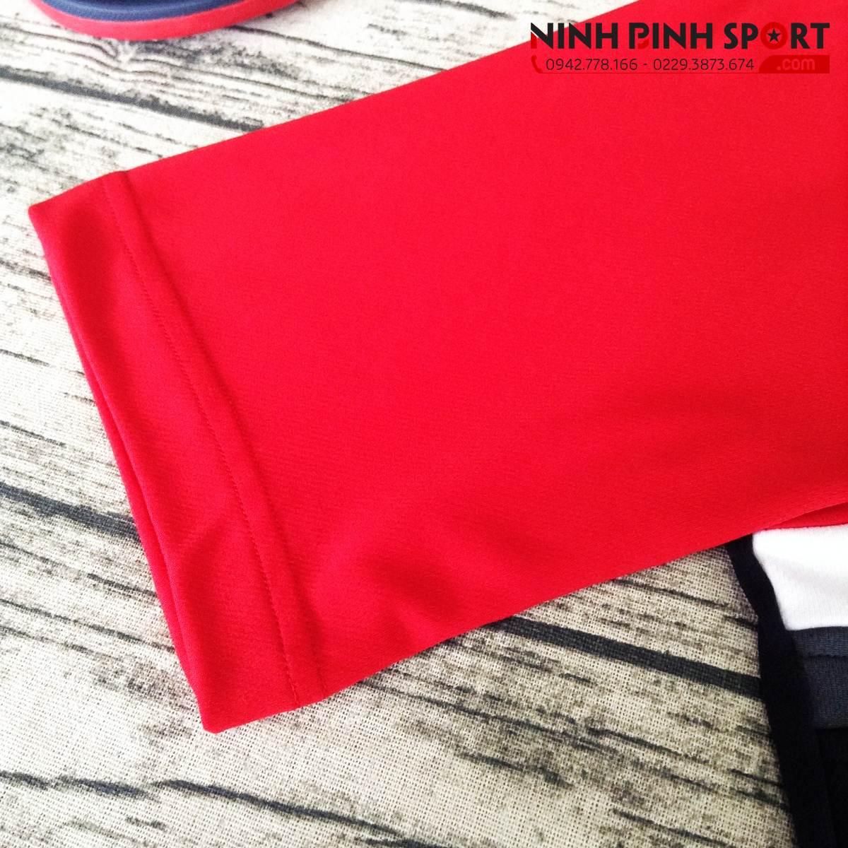 Áo Thể Thao Nam Adidas Club Tee - Red CE1426