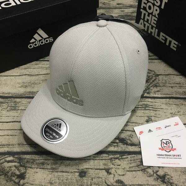 Mũ Adidas S16 Urban Mesh Cap White CF4886