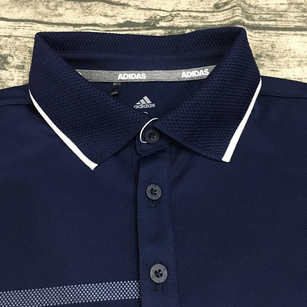 Áo Polo Adidas Golf Nam CF9334