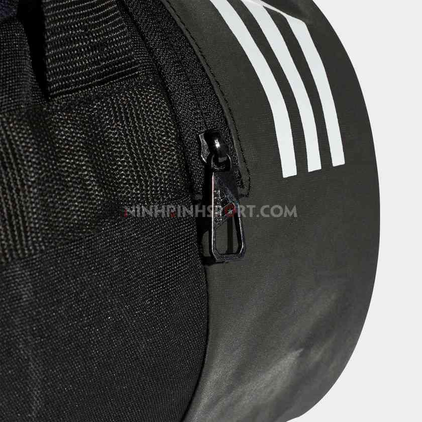 Túi thể thao nam Adidas Convertible 3-Stripes Duffel Small Black CG1532