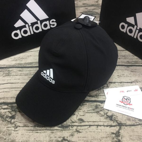 Mũ Adidas C40 Climalite Cap - Black CG1781